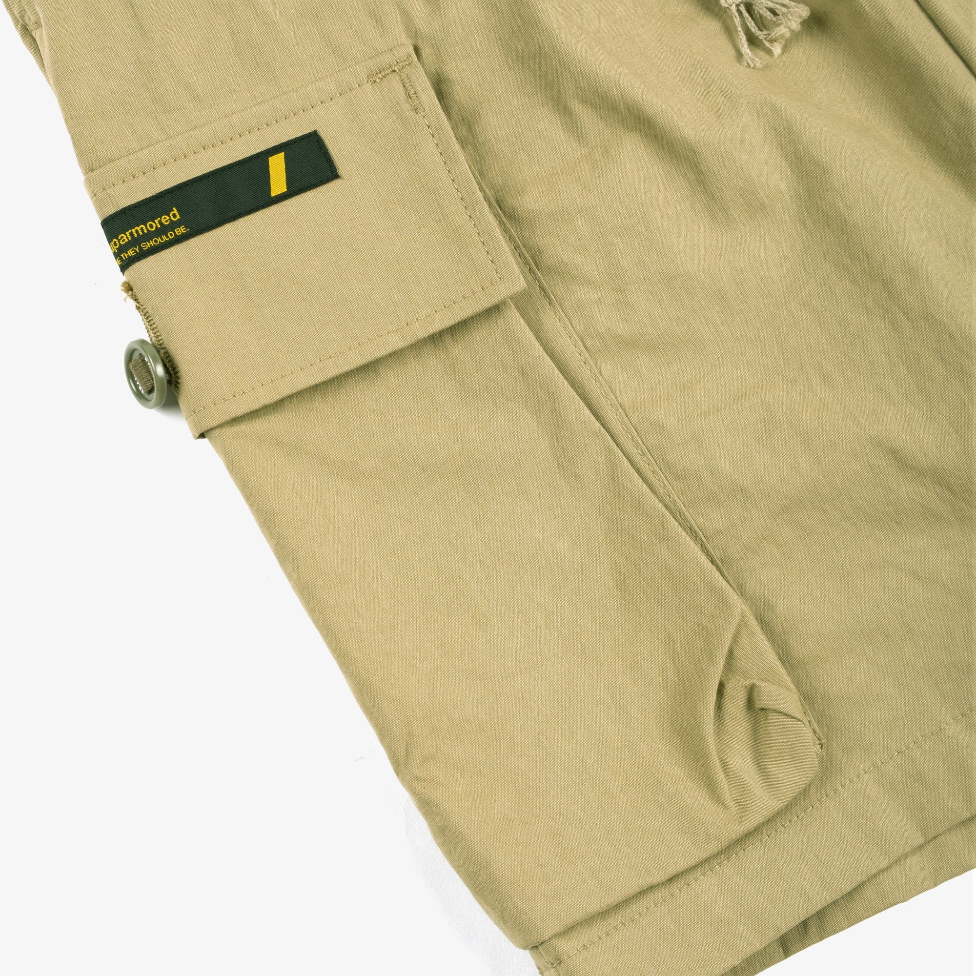 WTAPS Jungle Country Nyco Shorts - Olive Drab 5
