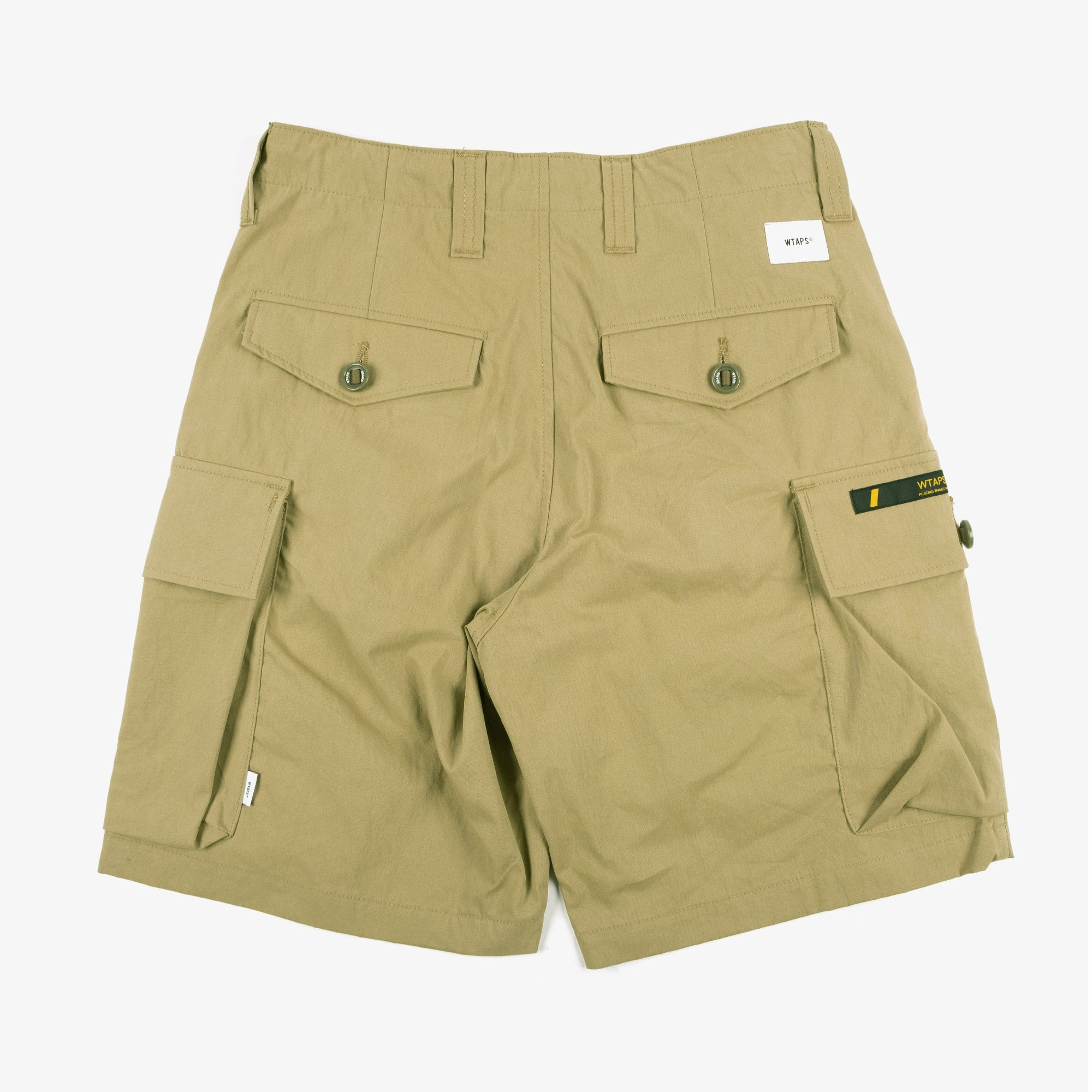 WTAPS Jungle Country Nyco Shorts - Olive Drab 6