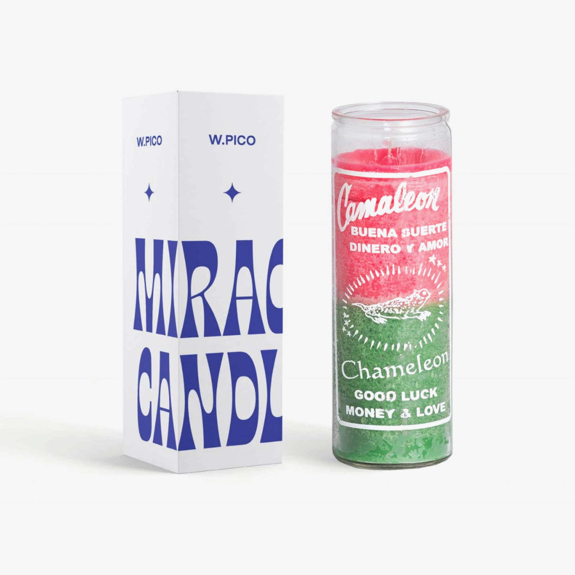 W. Pico Miracle Candles - Chameleon 1