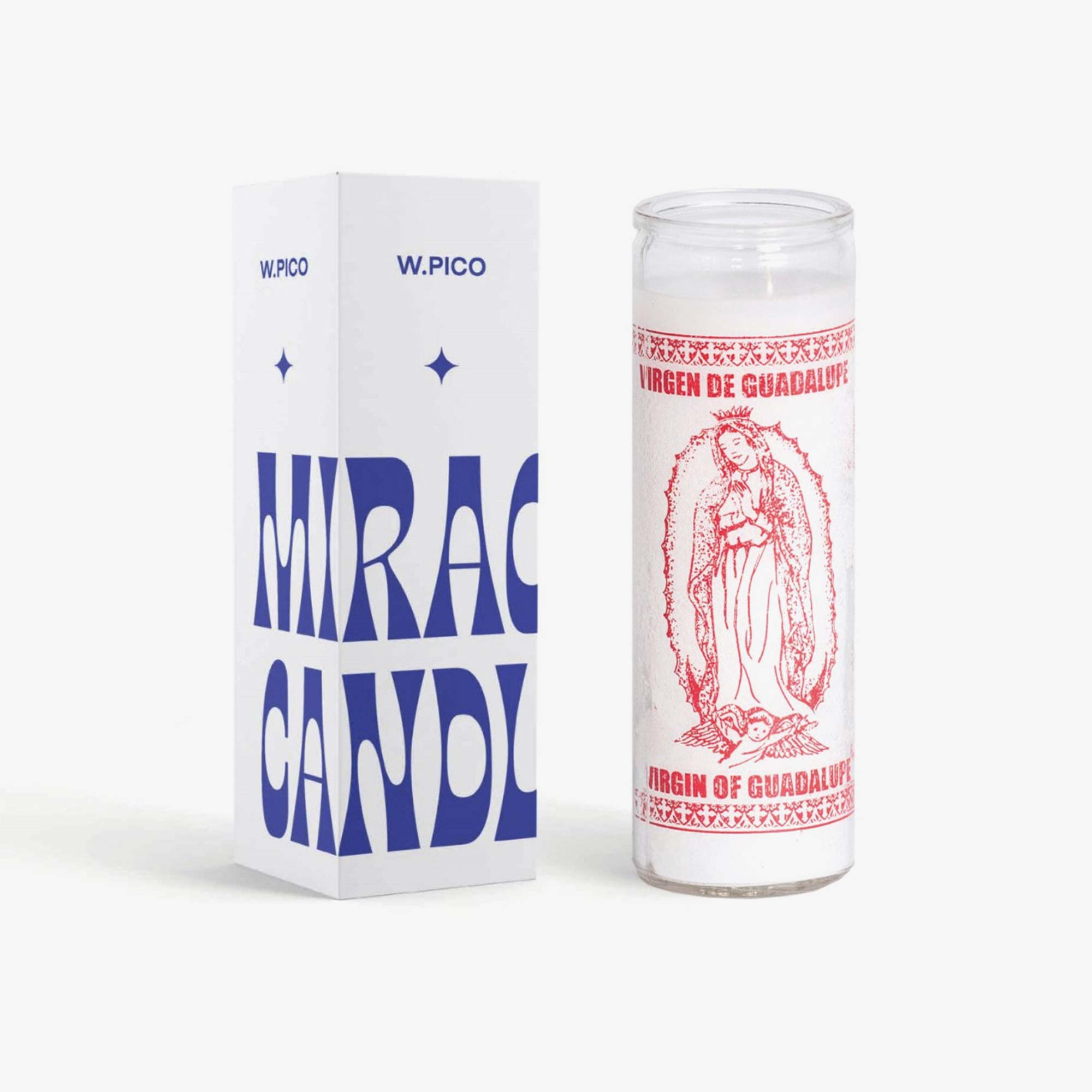 W. Pico Miracle Candles - Guadalupe 1