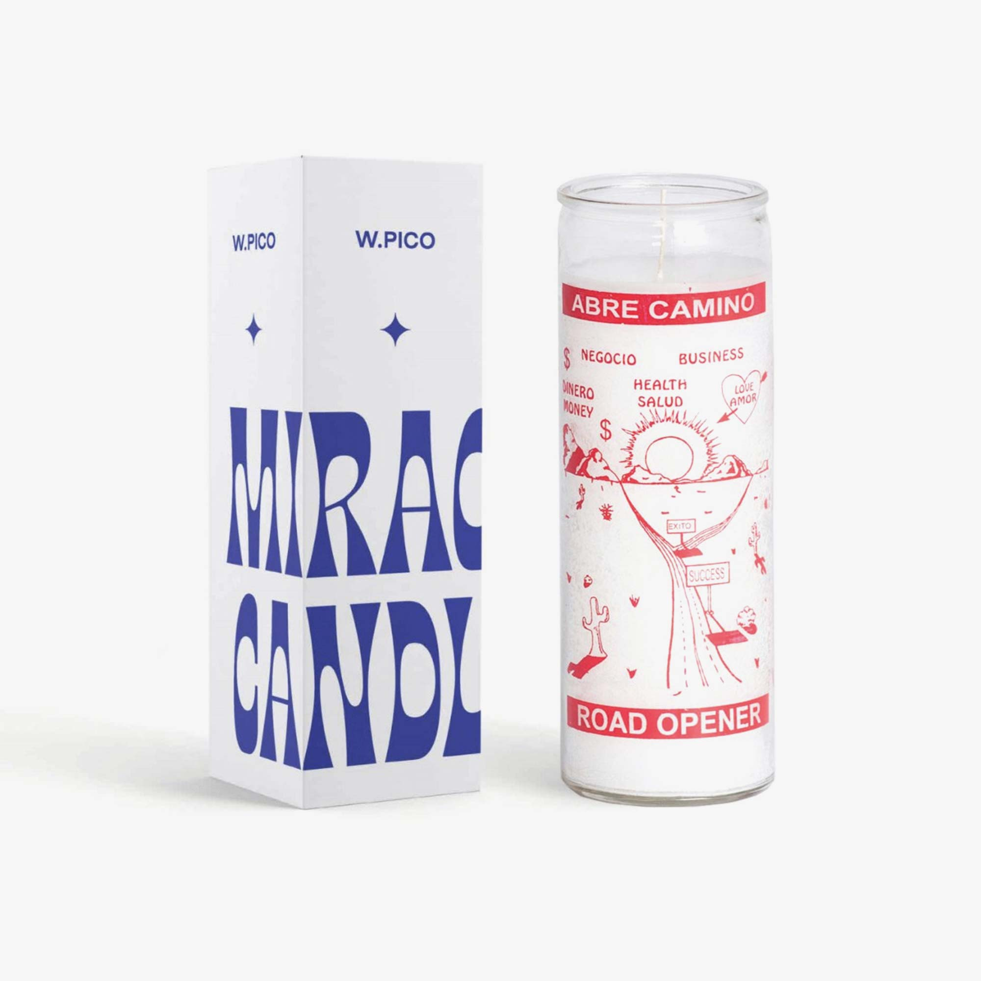 W. Pico Miracle Candles - Road Opener 1
