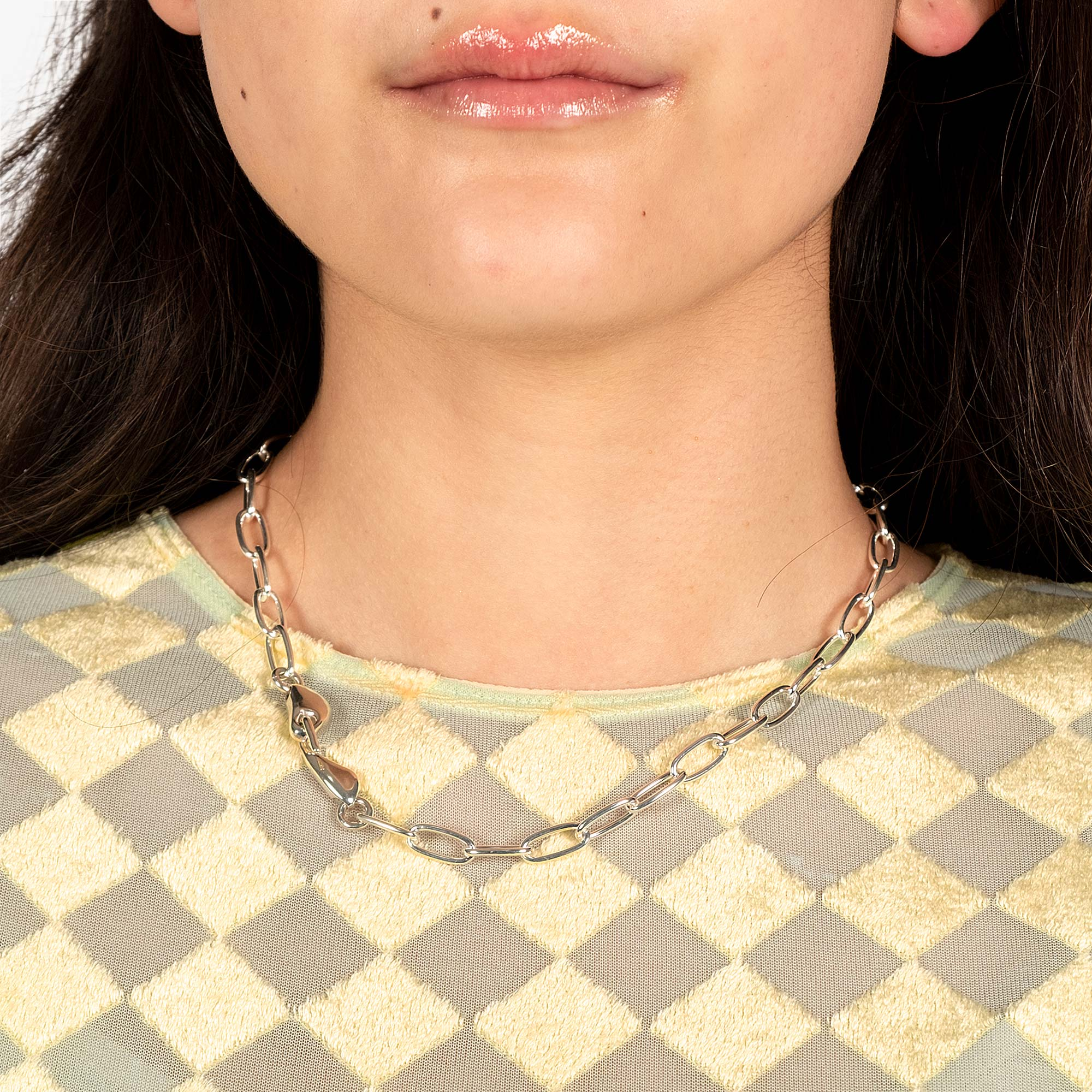 Wolf Circus Sawyer Necklace - Silver 3