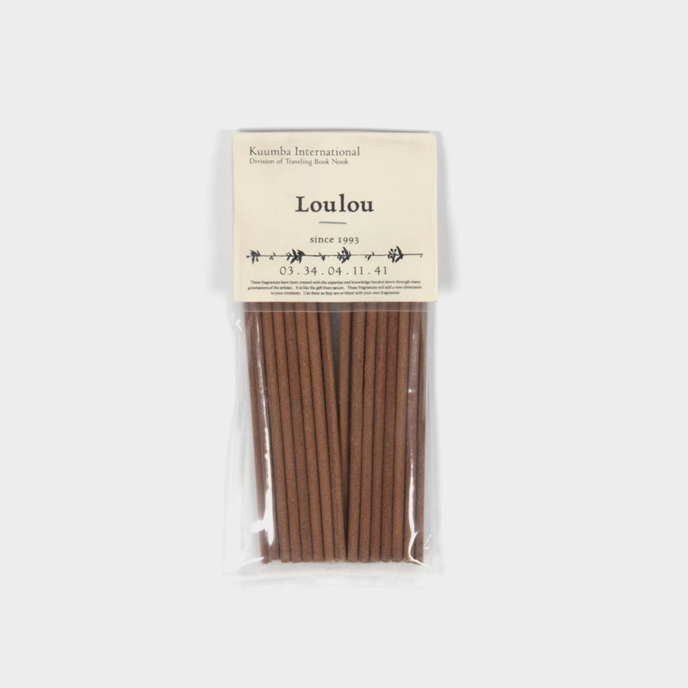 Kuumba Incense - Loulou Short Sticks 1