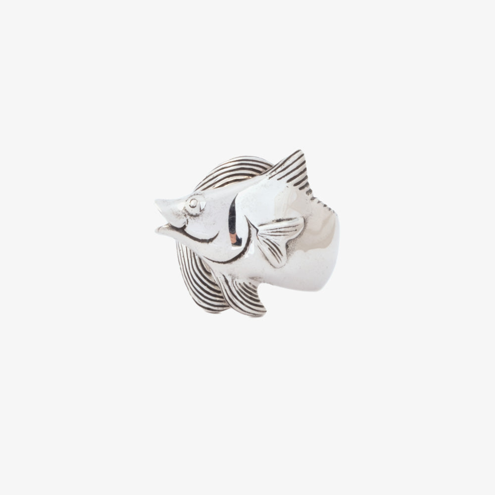 Maple Tuna Ring - Silver 925 1