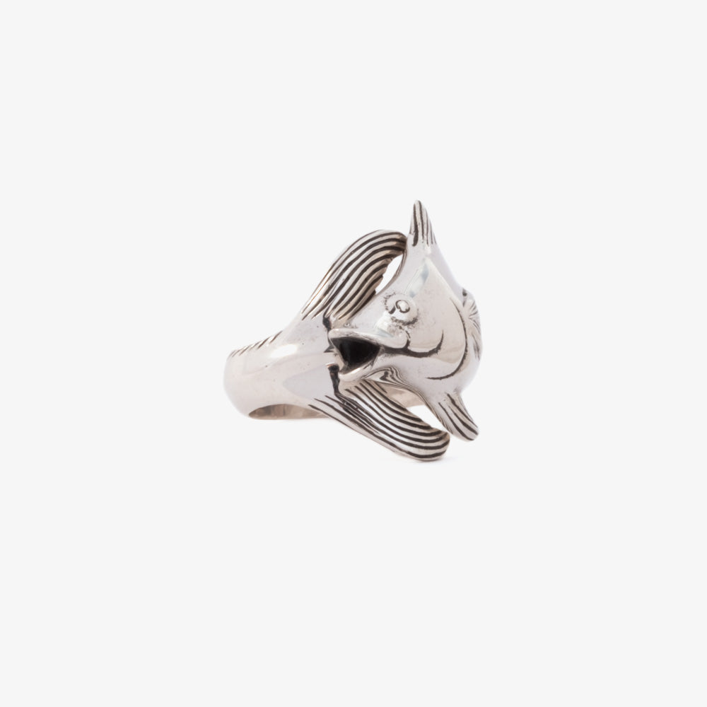 Maple Tuna Ring - Silver 925 2