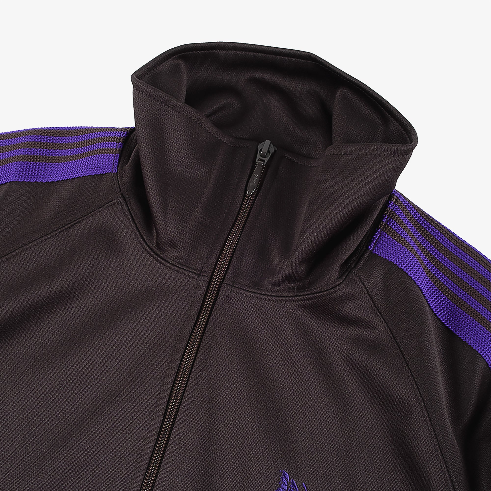 Needles M' Track Jacket Poly Smooth - Charcoal 2