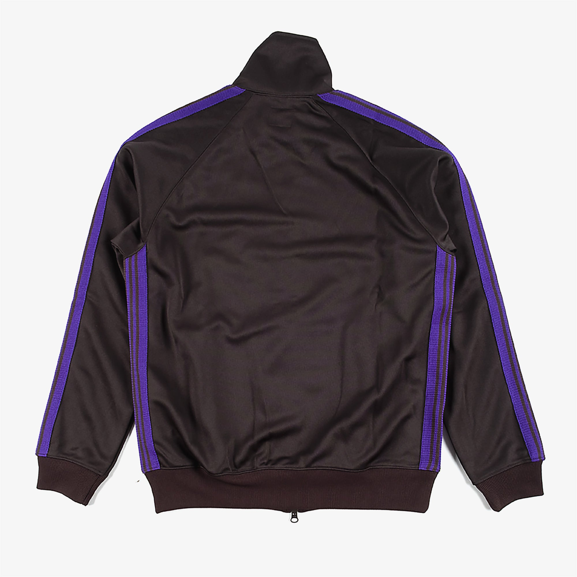 Needles M' Track Jacket Poly Smooth - Charcoal 6