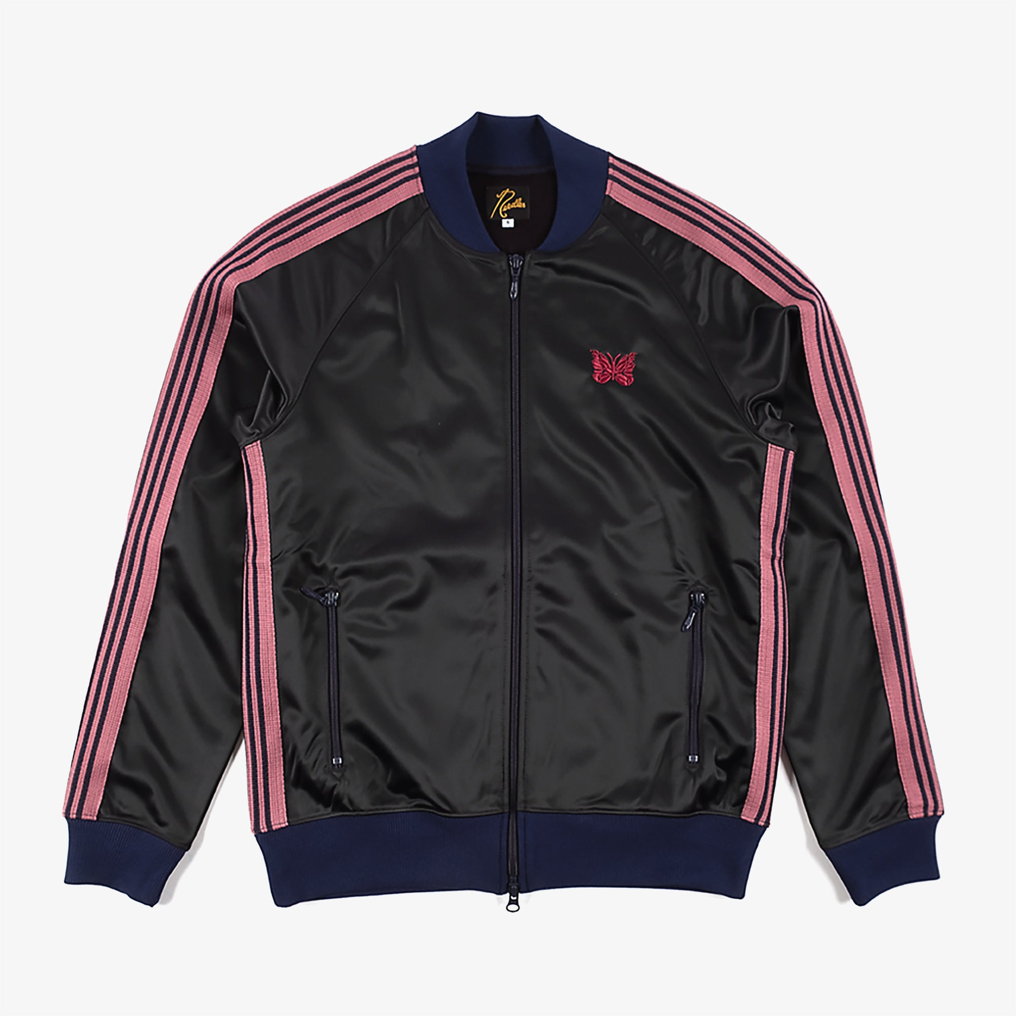 Needles M' R.C. Track Jacket - Navy 1