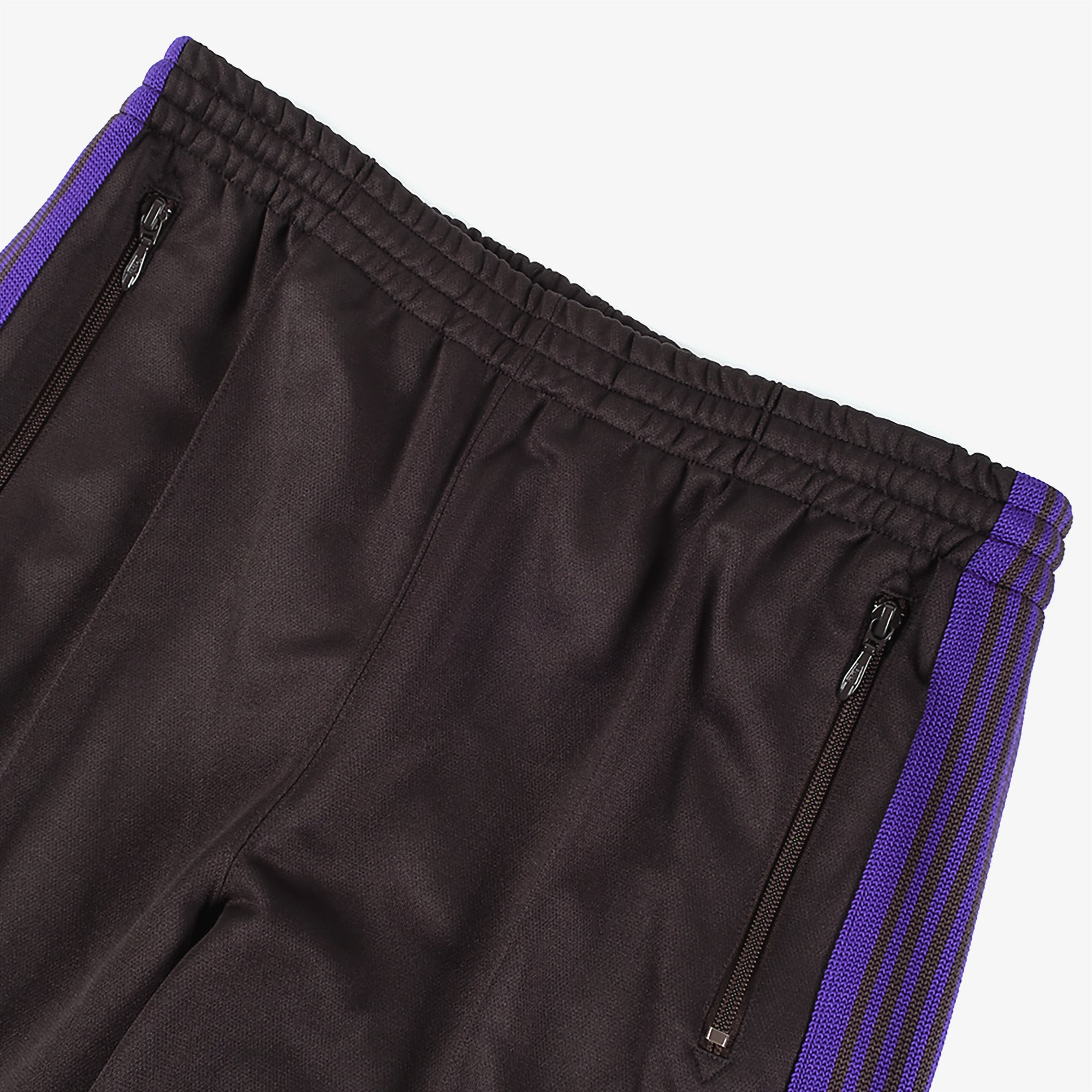 Needles M' Track Pant Poly Smooth - Charcoal 2