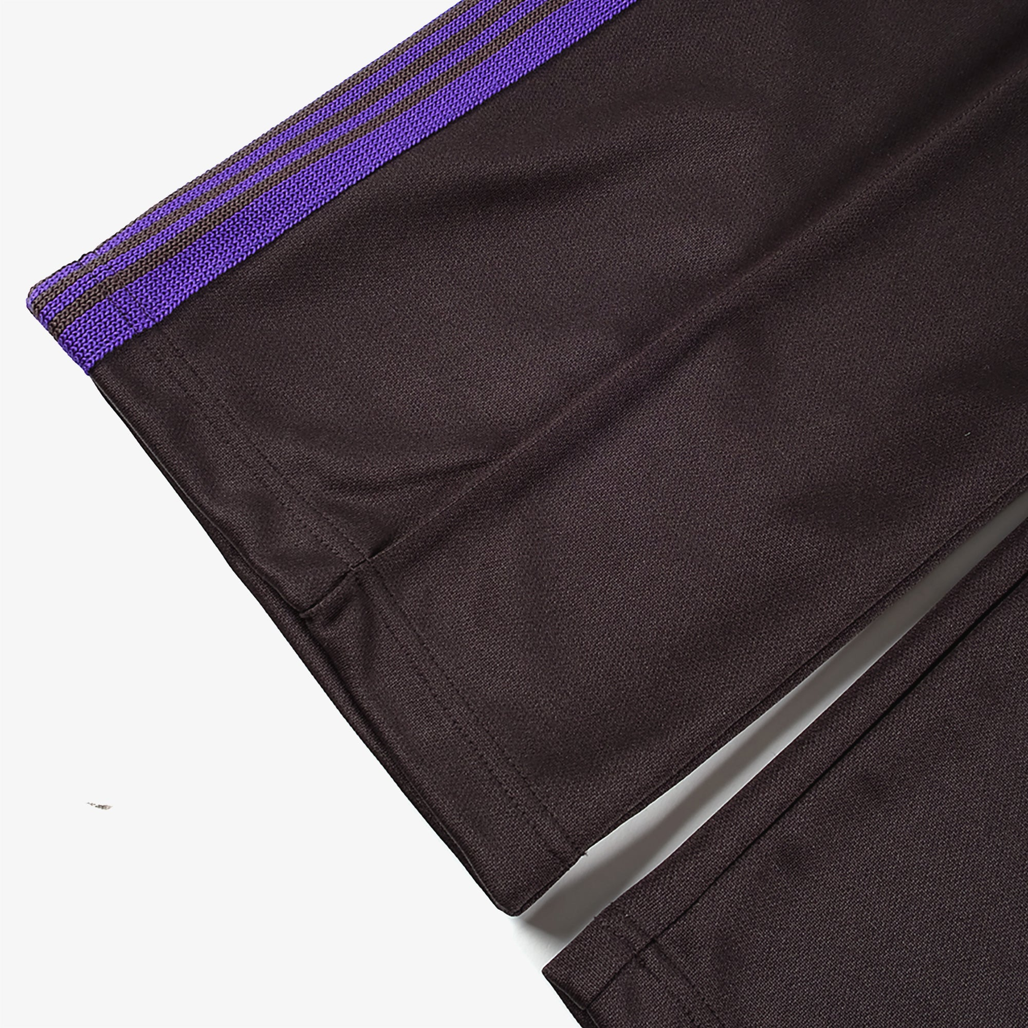 Needles M' Track Pant Poly Smooth - Charcoal 4