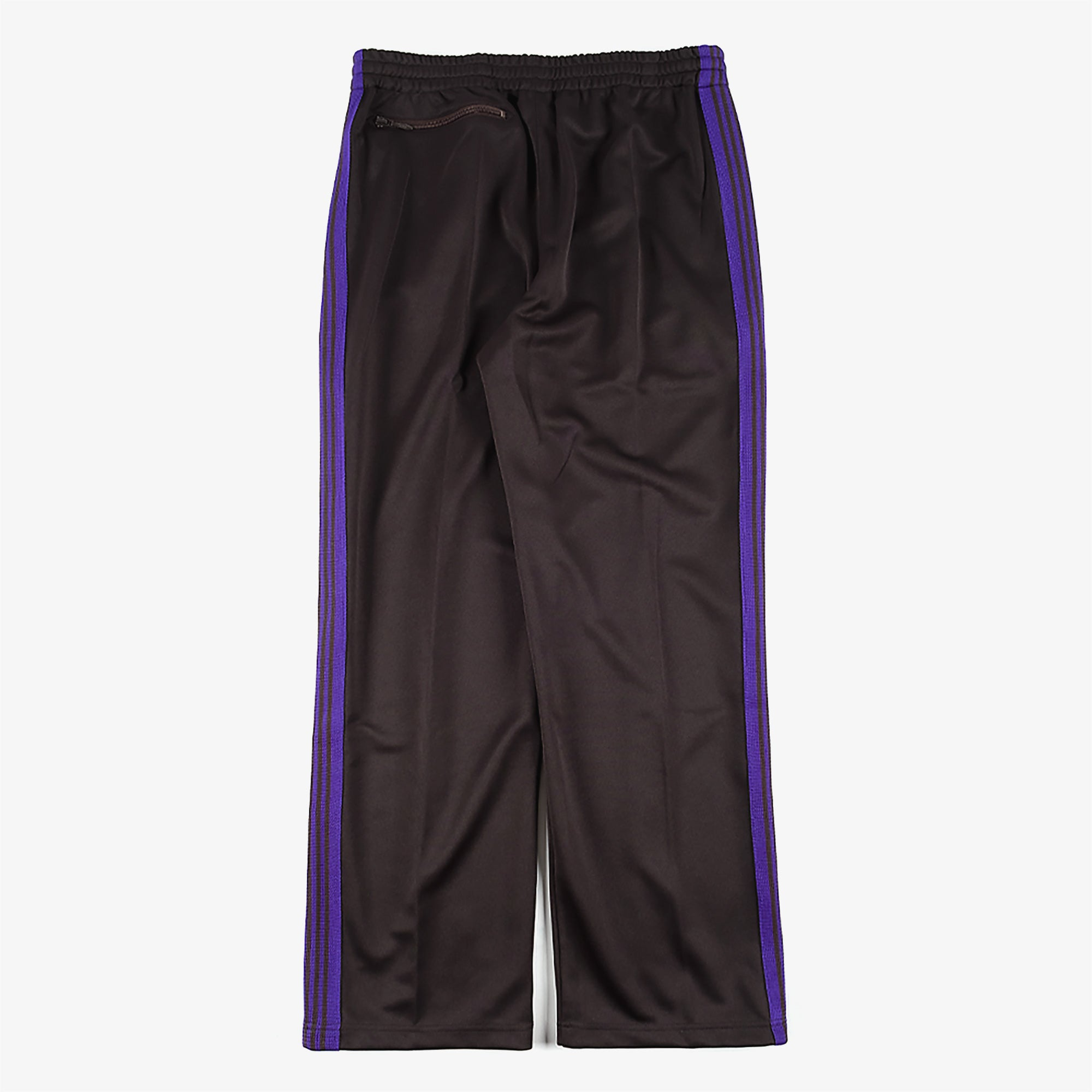 Needles M' Track Pant Poly Smooth - Charcoal 5