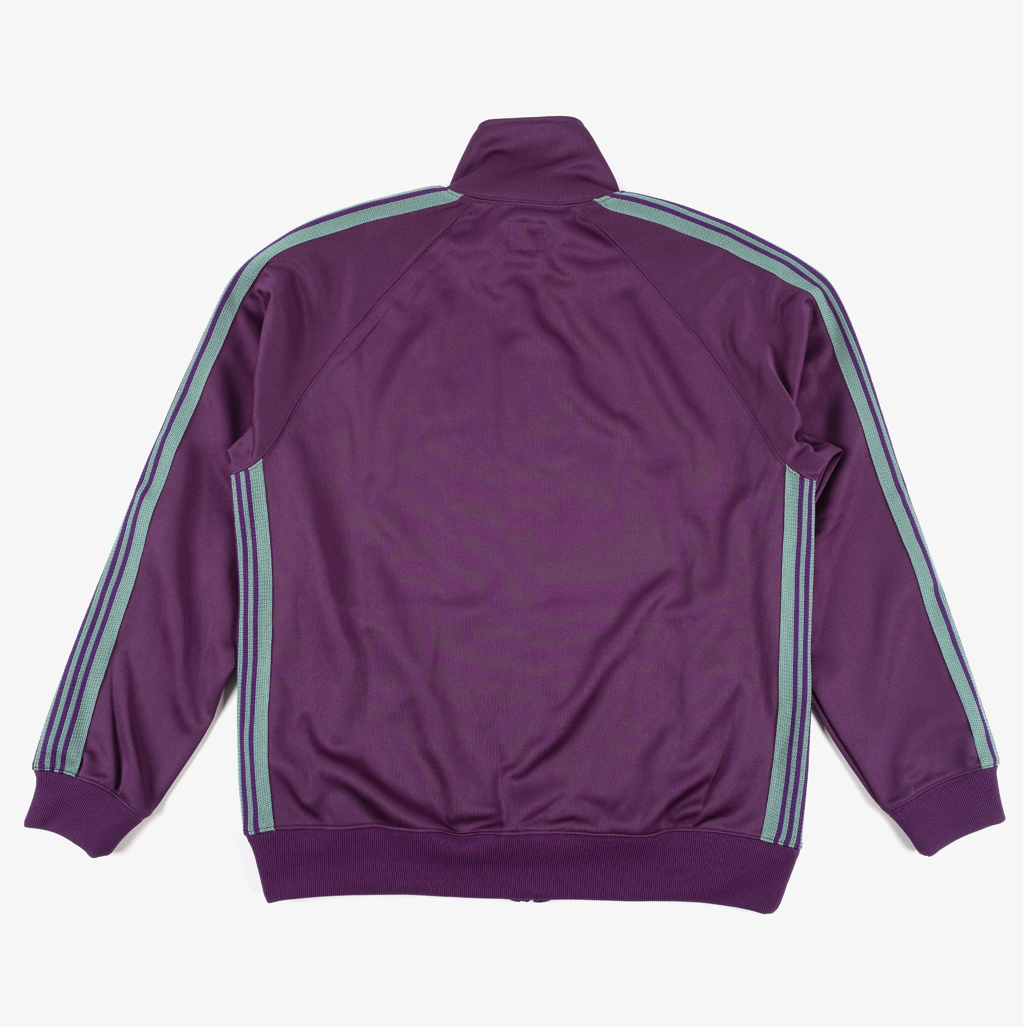 Needles M' Track Jacket - Poly Smooth Eggplant 6