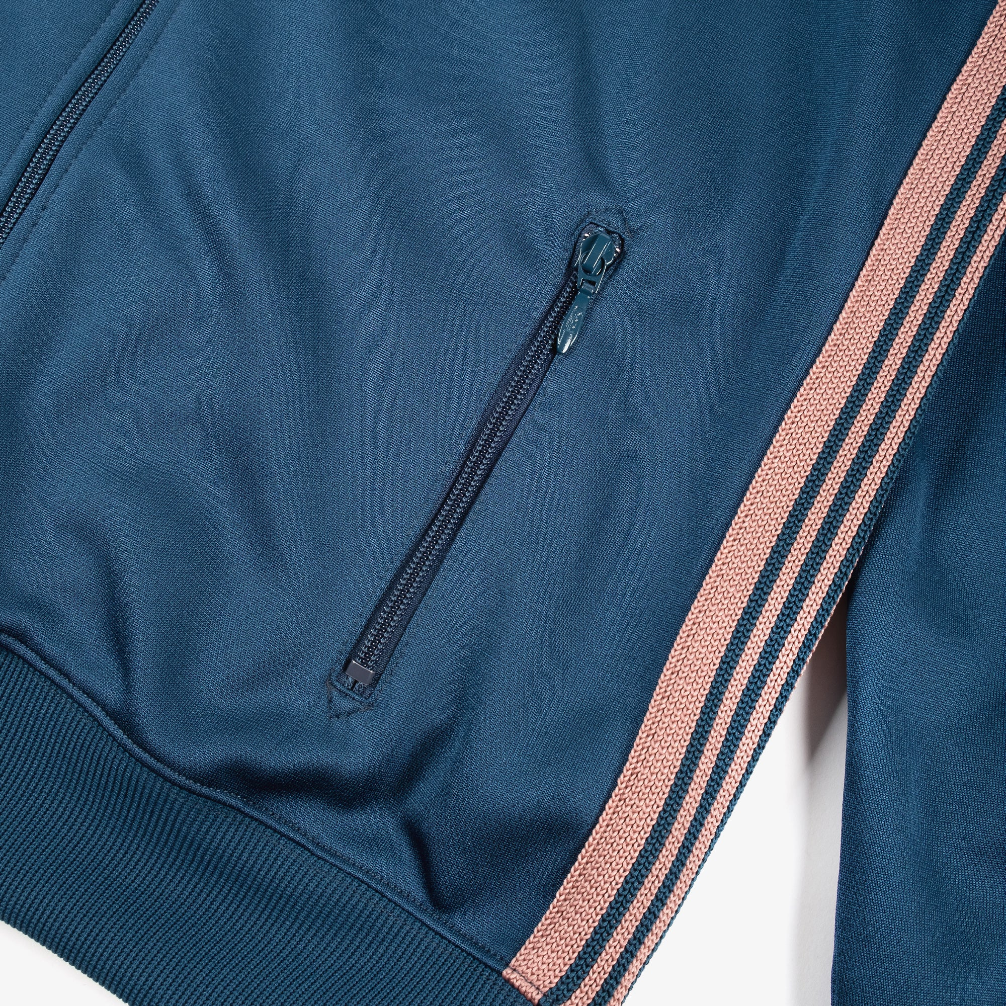 Needles M' Track Jacket - Poly Smooth Teal Green 4