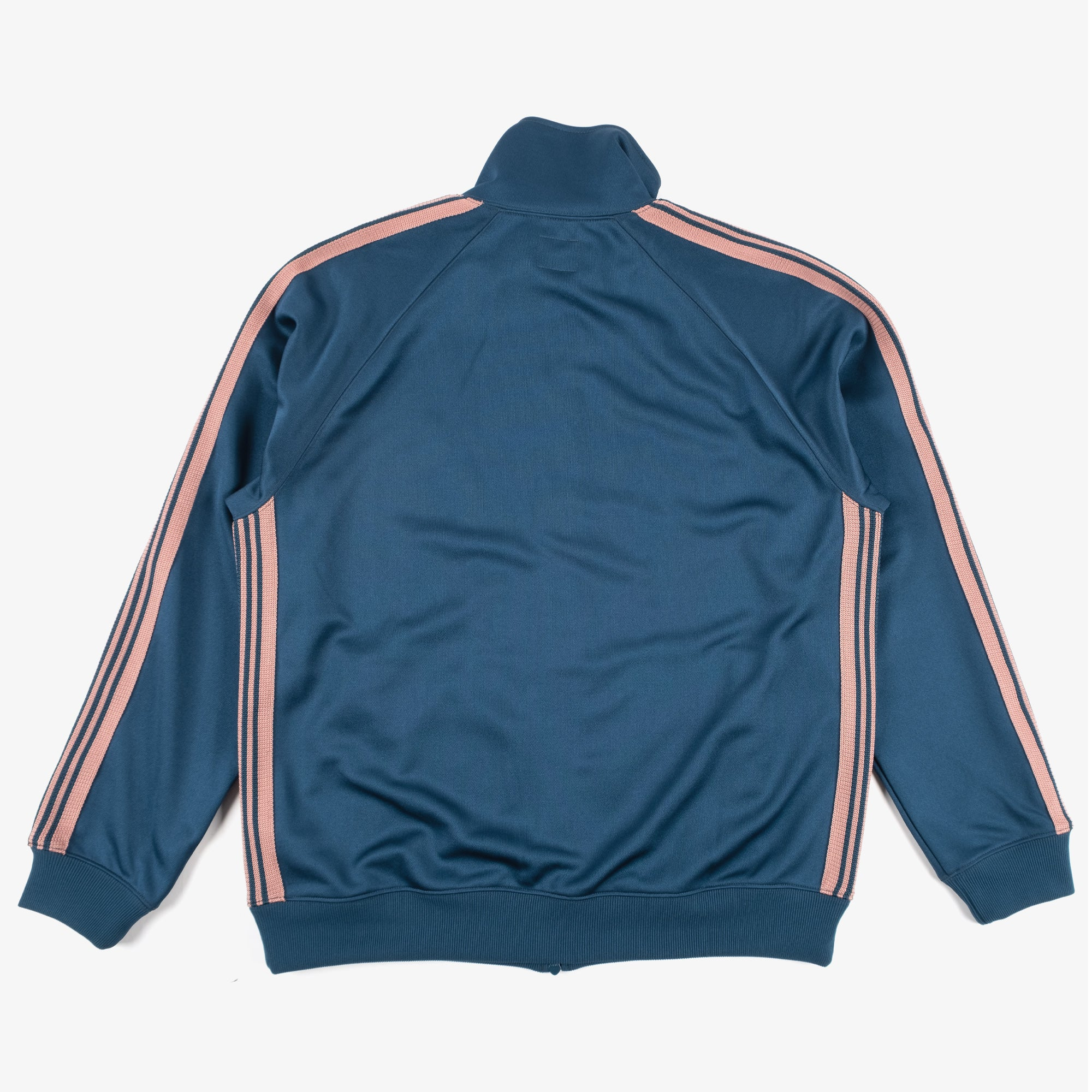 Needles M' Track Jacket - Poly Smooth Teal Green 5
