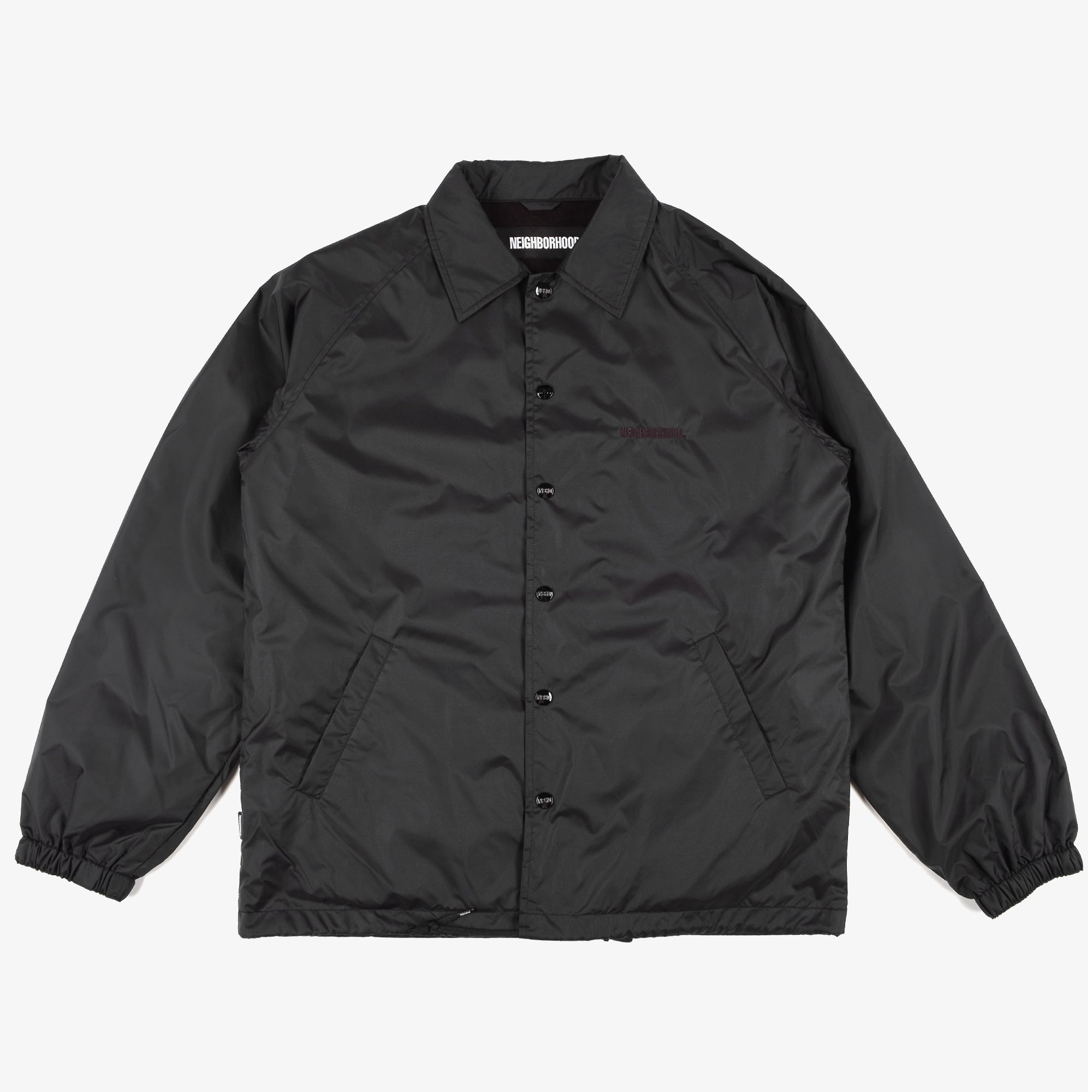 Neighborhood Brooks Jacket - Black 1