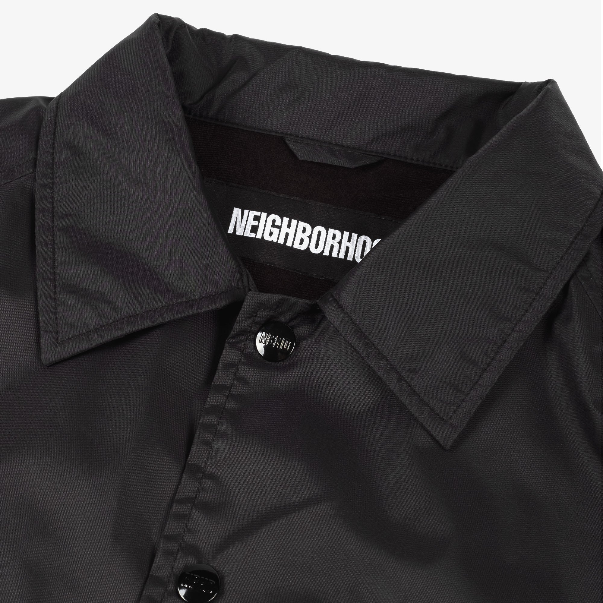 Neighborhood Brooks Jacket - Black 2