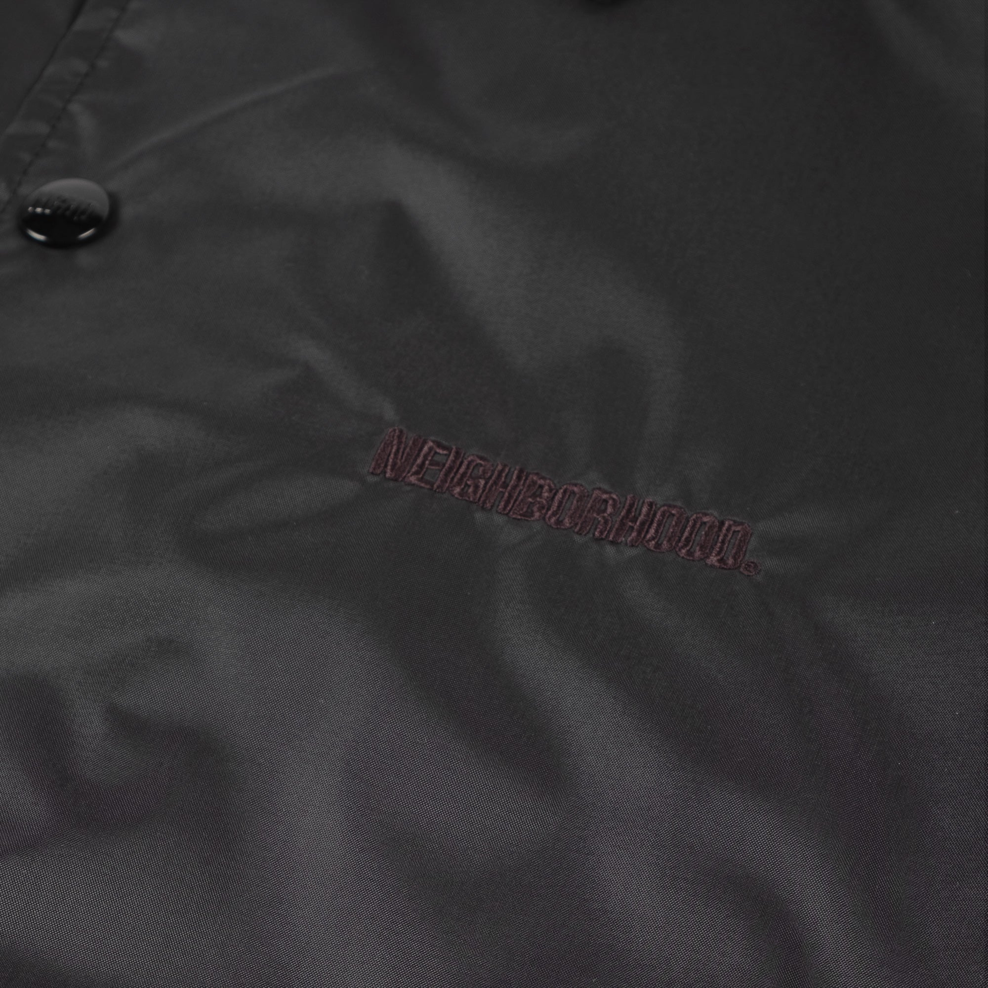 Neighborhood Brooks Jacket - Black 4