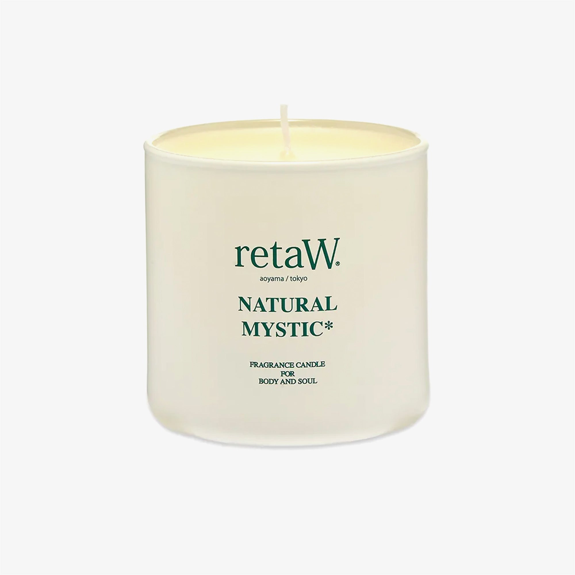 retaW Fragrance Candle - Natural Mystic 1