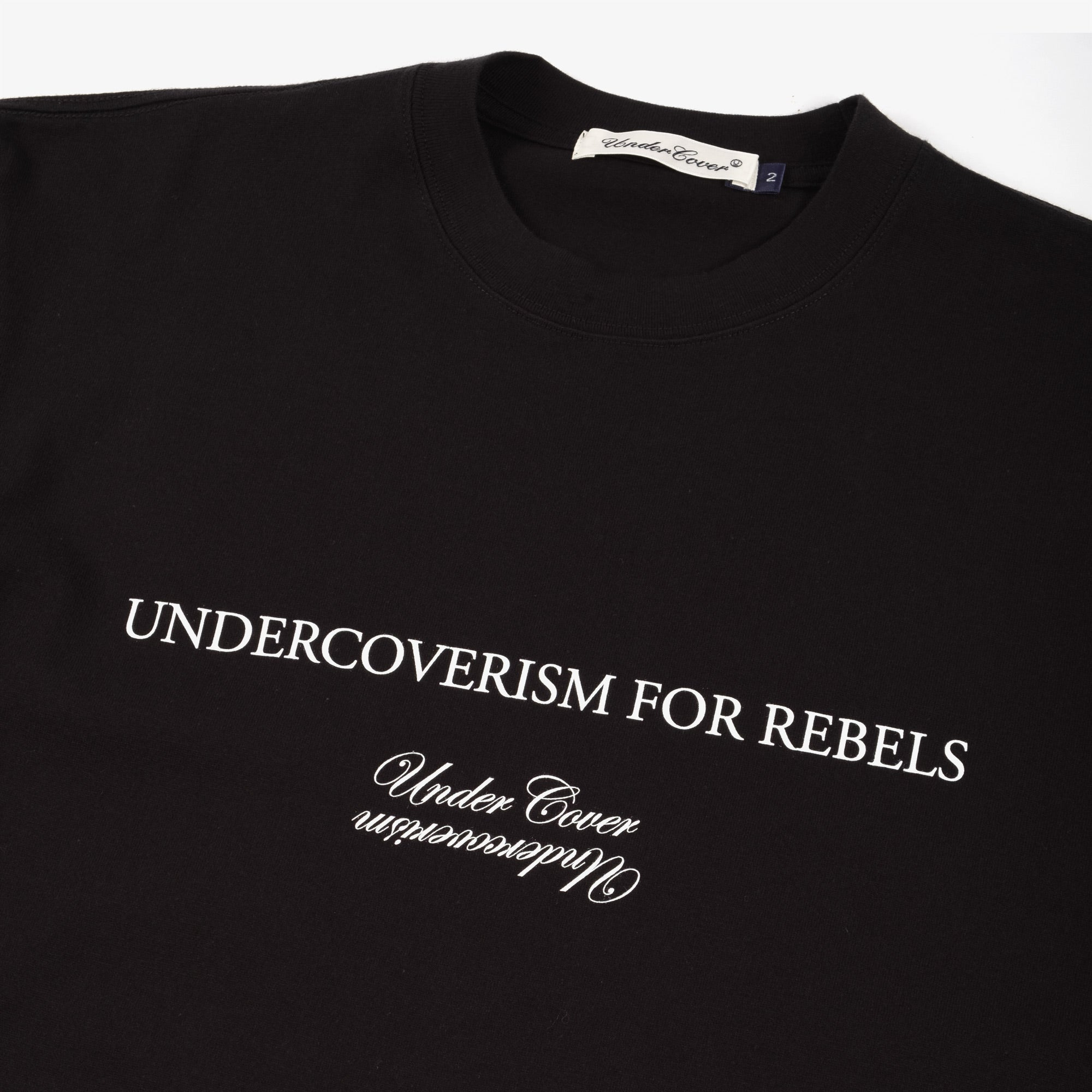 Undercover Blindfold Tee UC2A3807 - Black 3