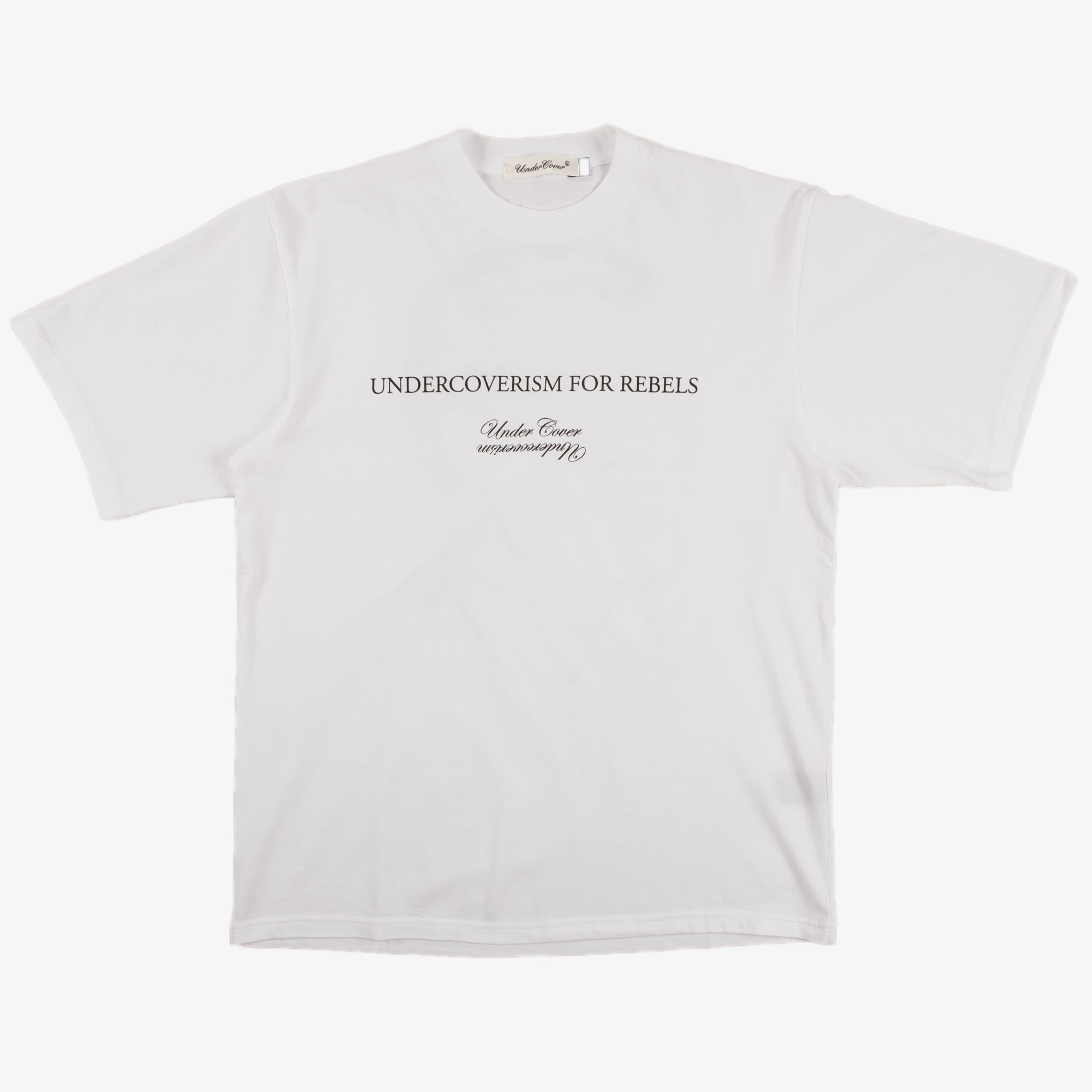 Undercover Blindfold Tee UC2A3807 - White 1