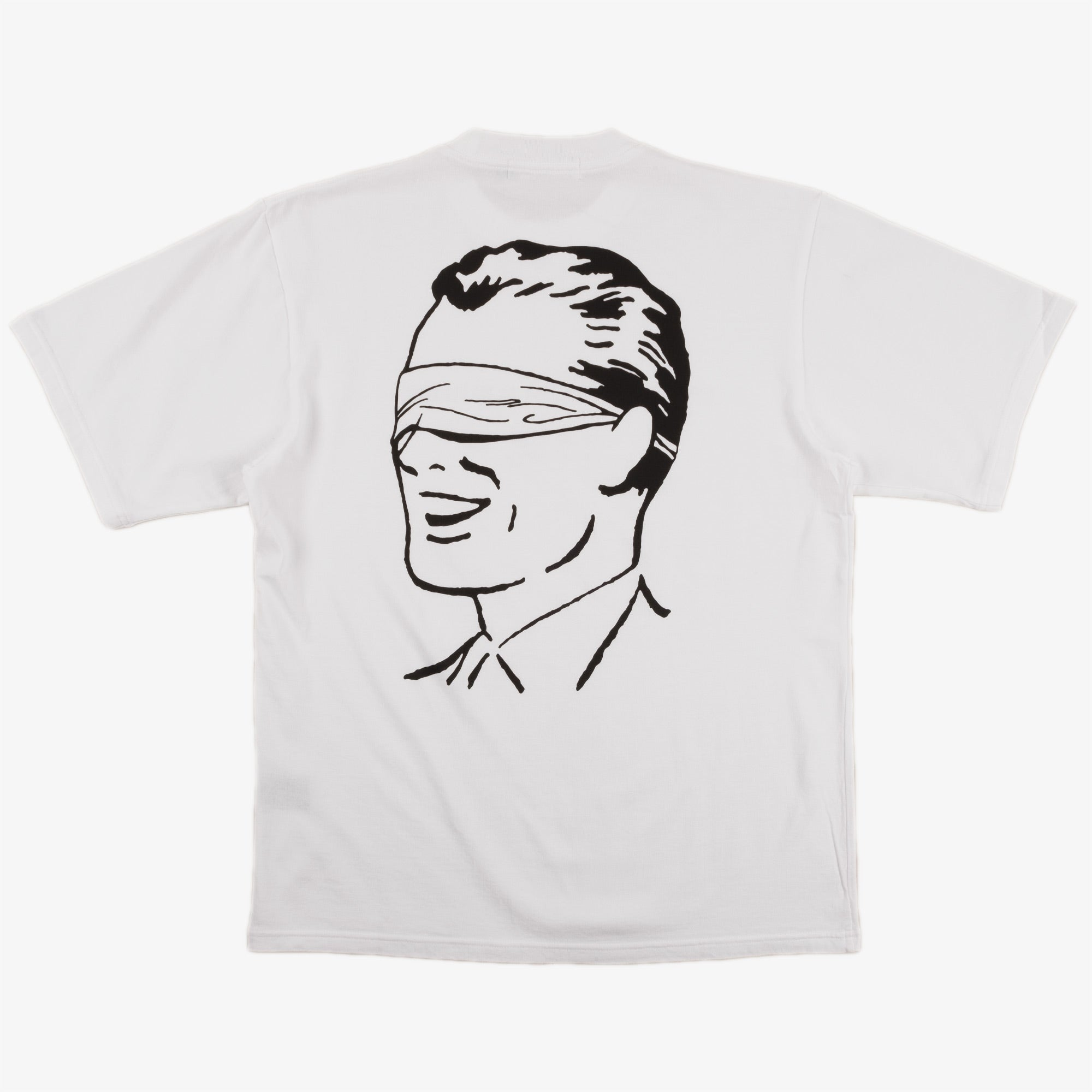 Undercover Blindfold Tee UC2A3807 - White 2
