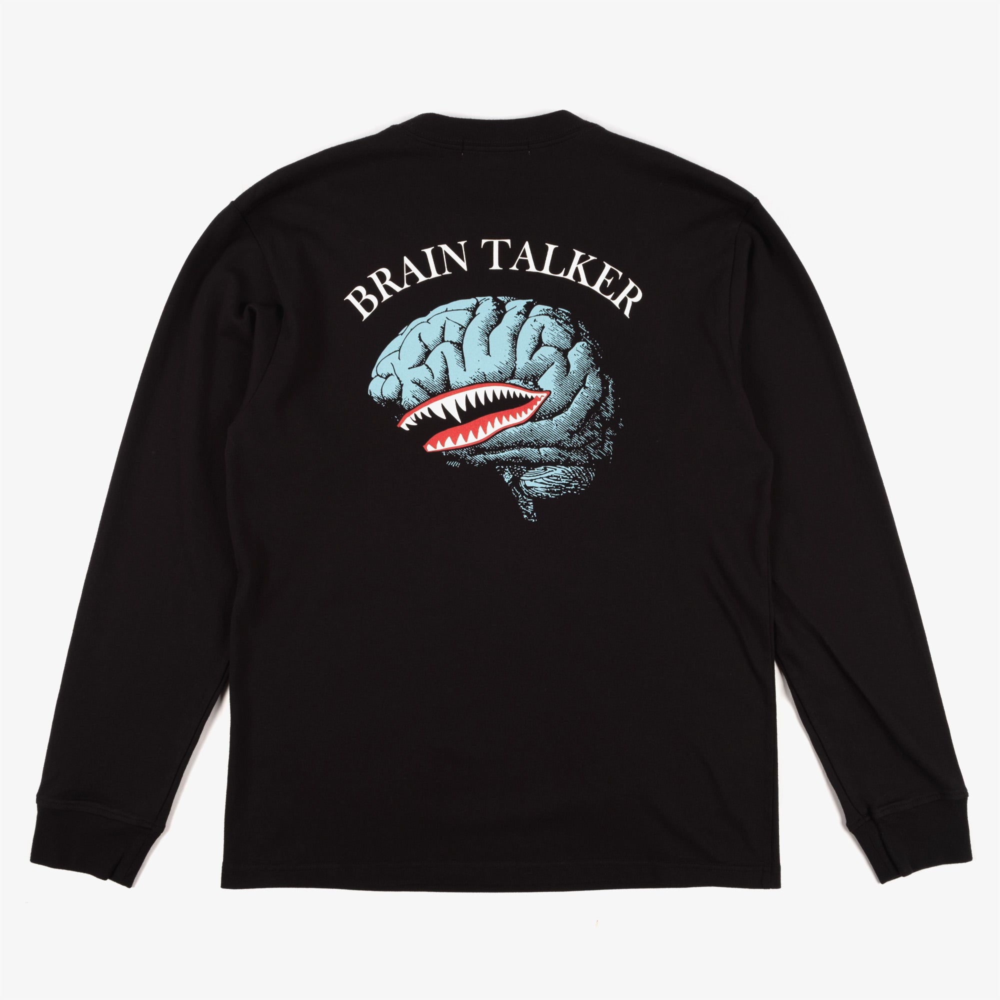 Undercover Brains Tee UC2A4892-1 - Black 1