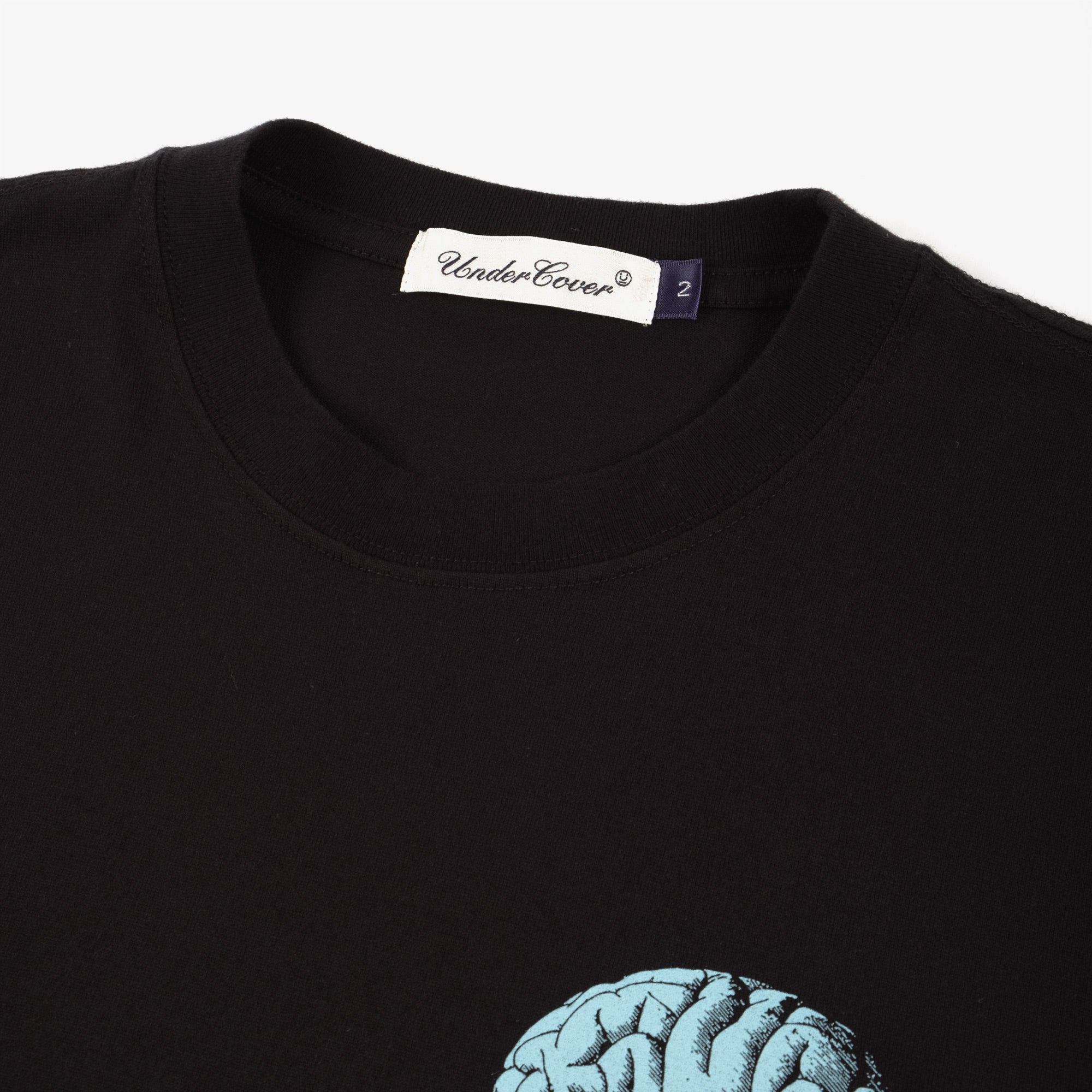 Undercover Brains Tee UC2A4892-1 - Black 3