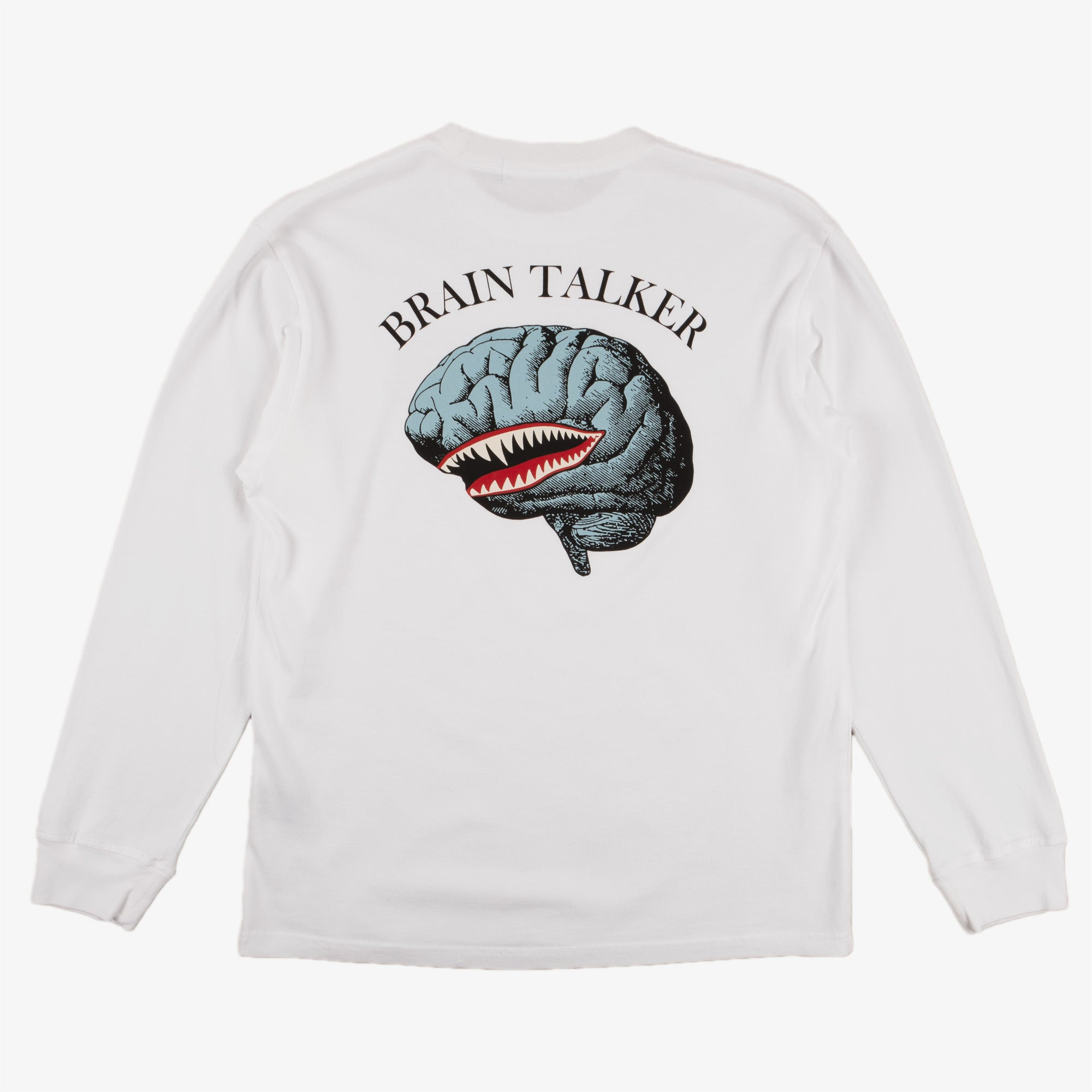 Undercover Brains Tee UC2A4892-1 - White 1