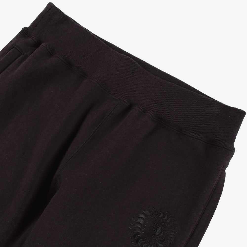 Undercover Centipede Heavy Sweatpants UCZ4510 - Black 2