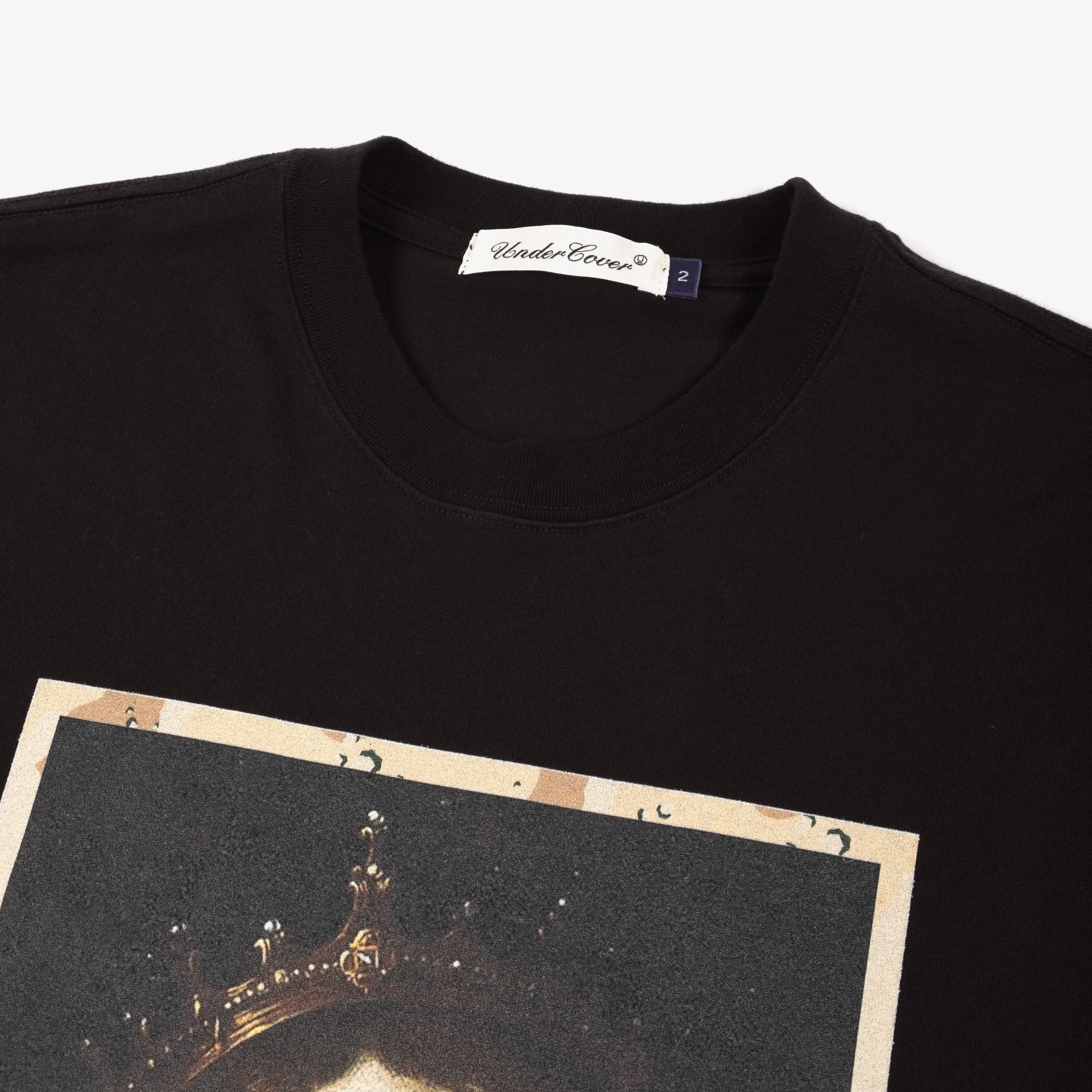 Undercover Two Faces Tee UC2A3804 - Black 2