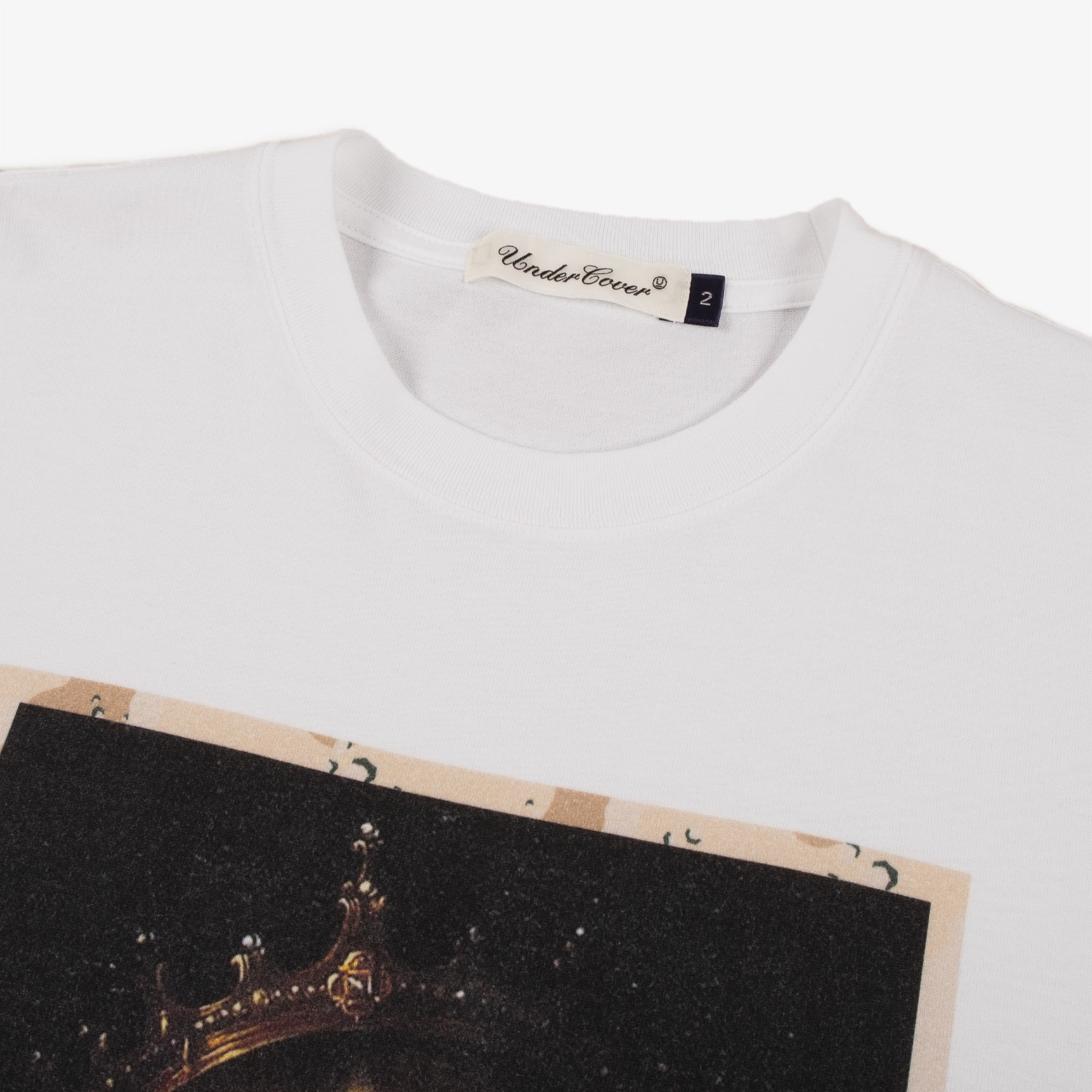 Undercover Two Faces Tee UC2A3804 - White 2