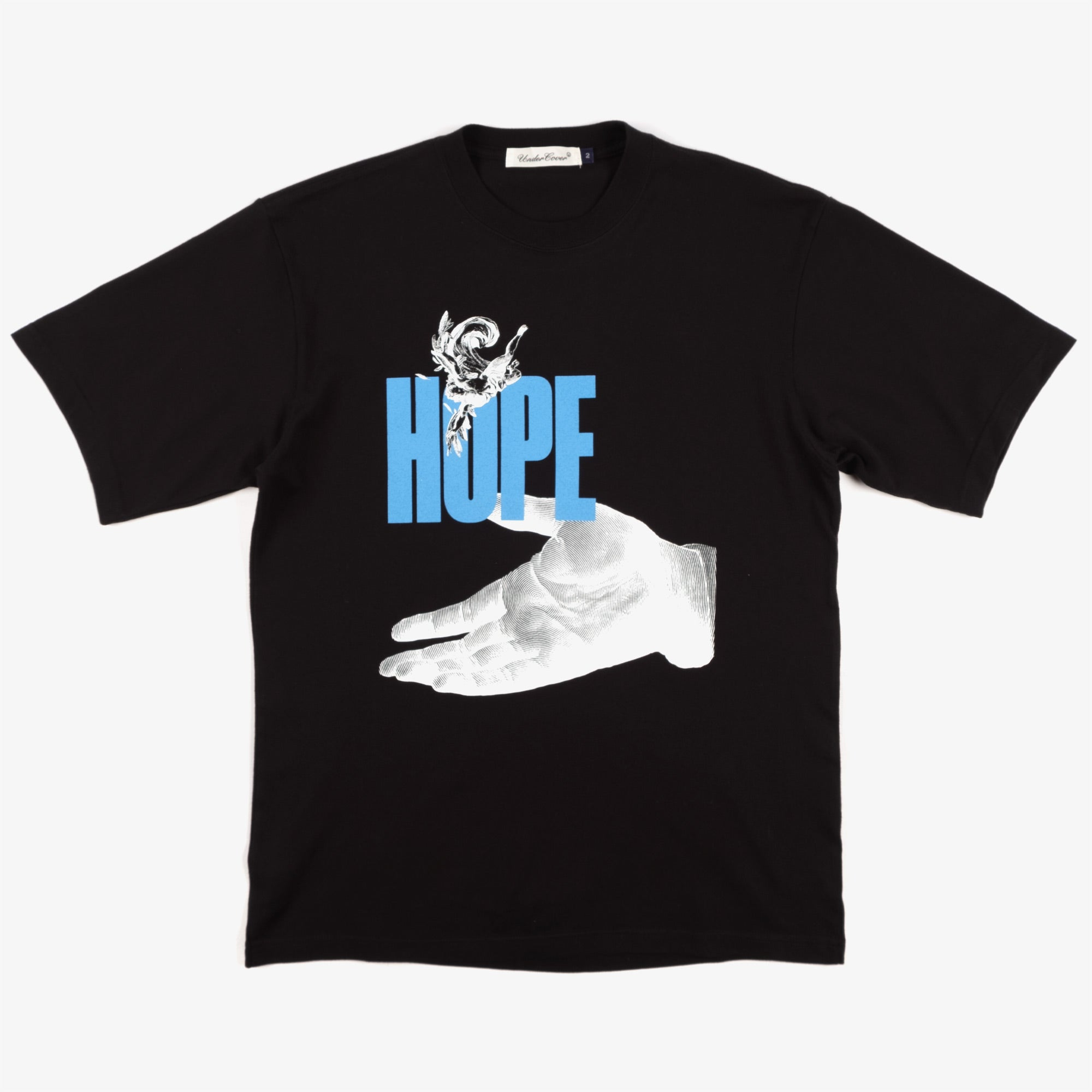 Undercover Hope Tee UC2A3801 - Black 1