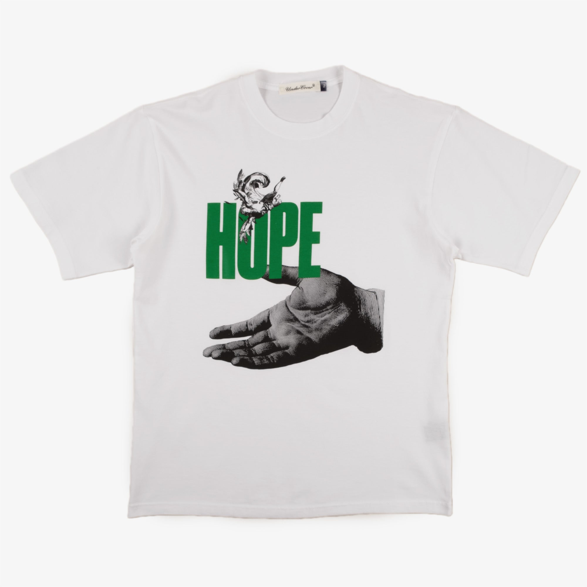 Undercover Hope Tee UC2A3801 - White 1