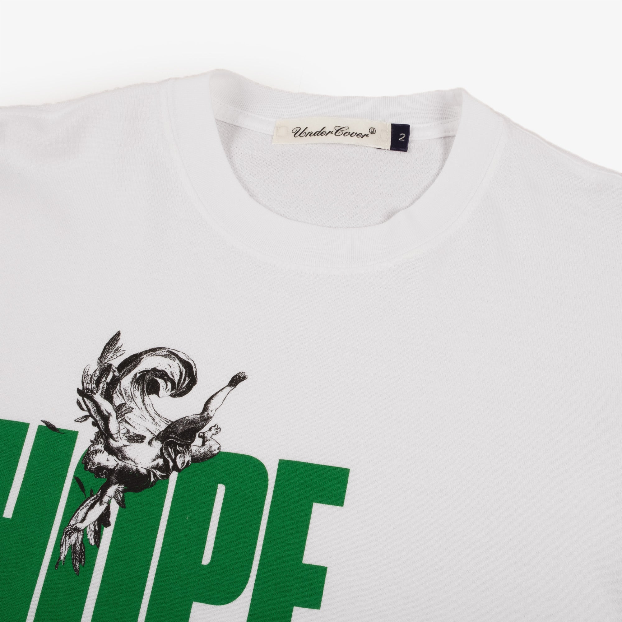 Undercover Hope Tee UC2A3801 - White 2