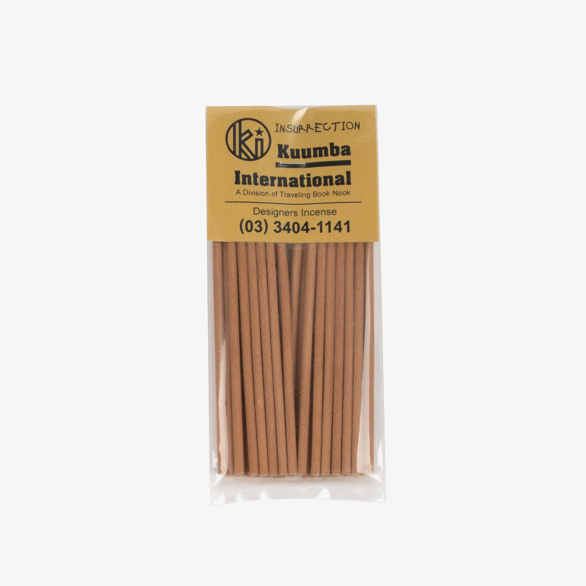 KUUMBA Incense - Insurrection Short Sticks 1
