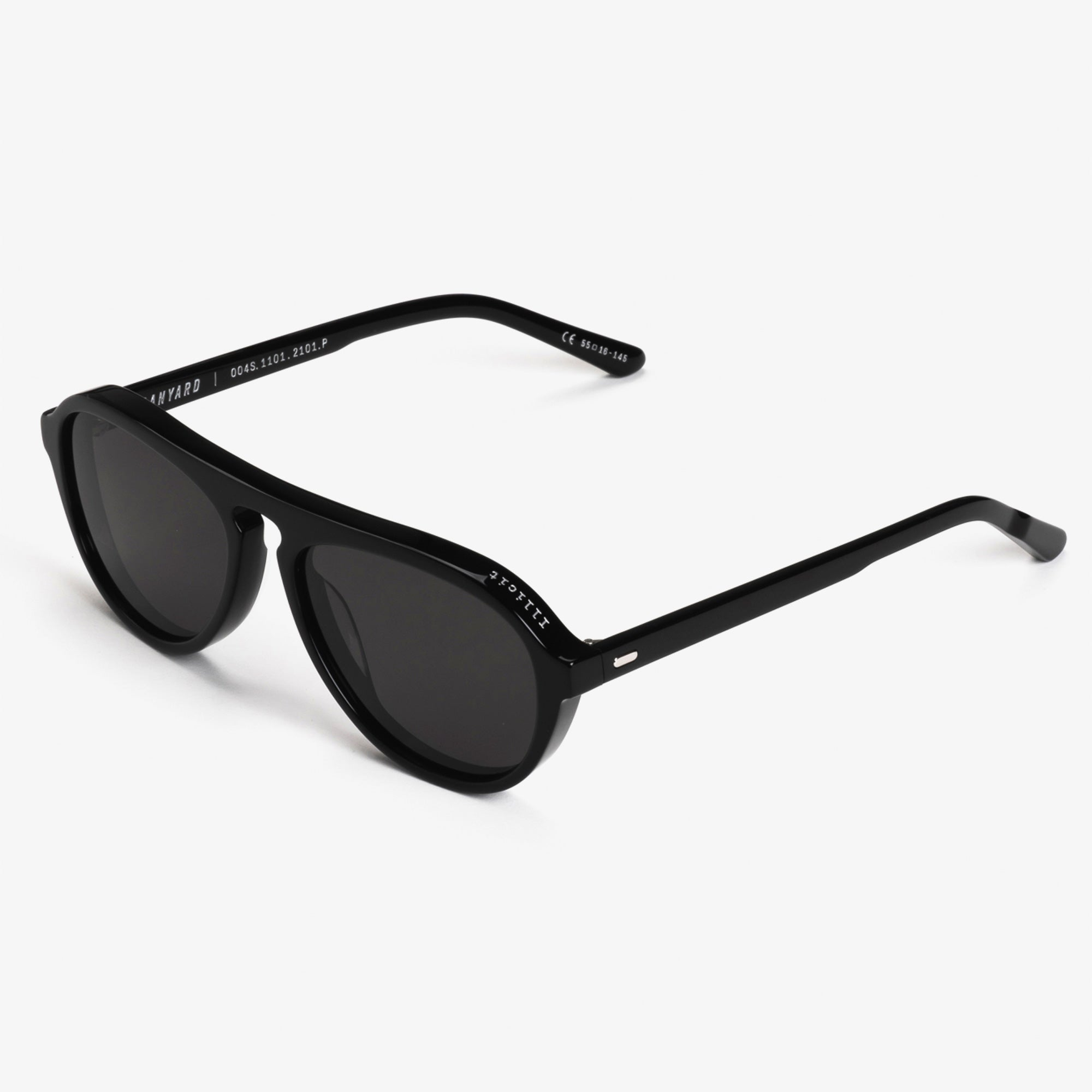 Vaanyard Illicit - Black Mono Gloss / Grey Polarised 2