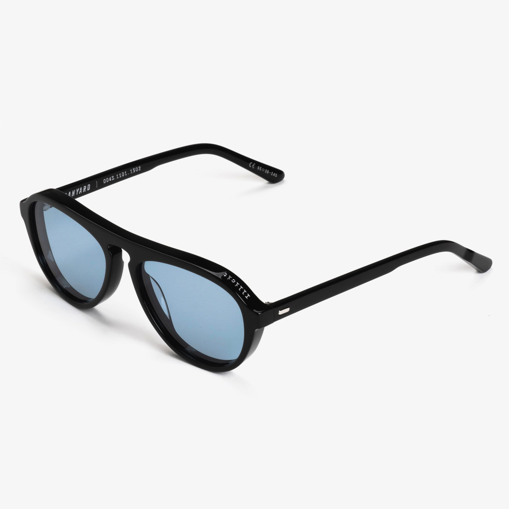 Vaanyard Illicit - Black Mono Gloss / Light Blue 2