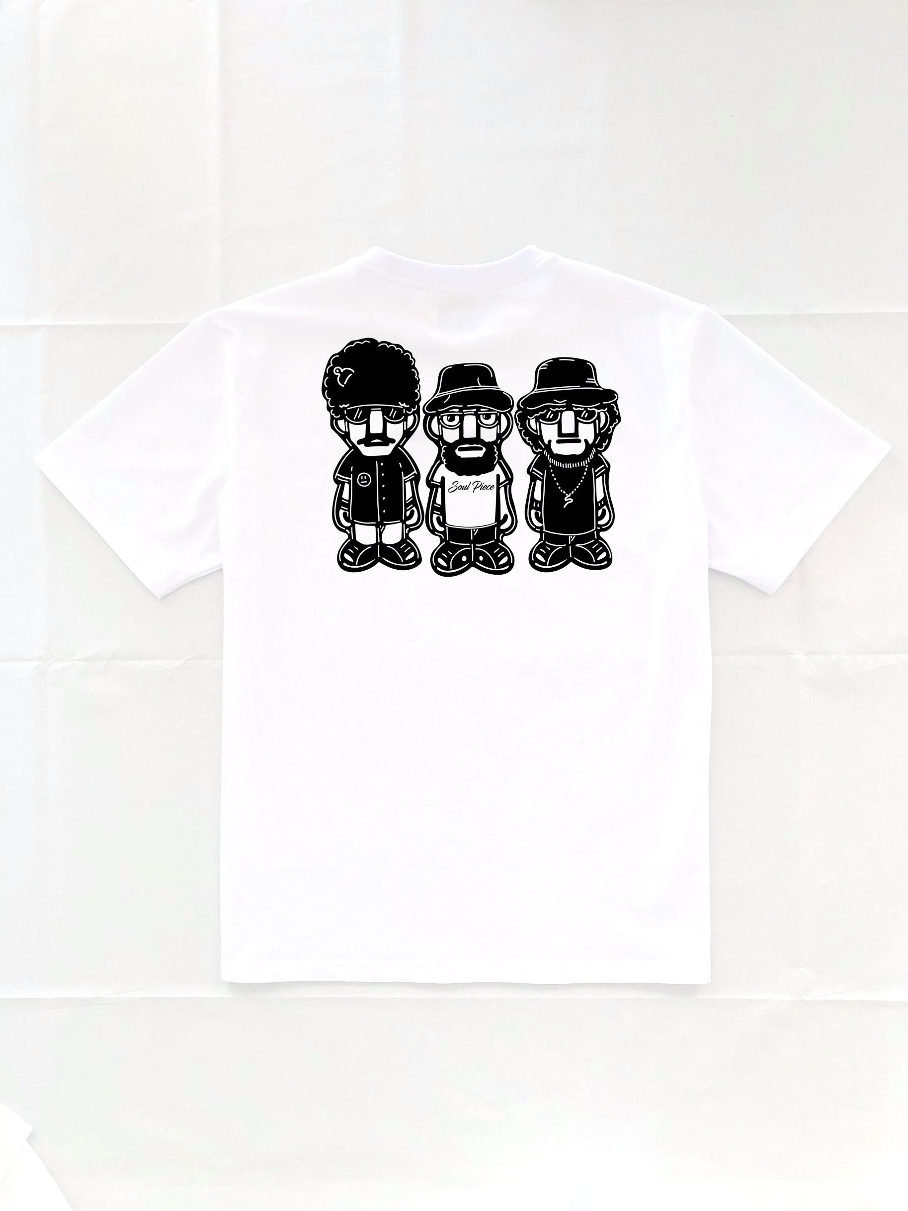 EL GRUPO T-SHIRT WHITE