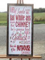 National Lampoon Christmas decor sign