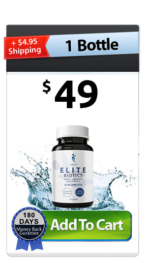 Elite Biotics - 1 Bottle - Video Offer