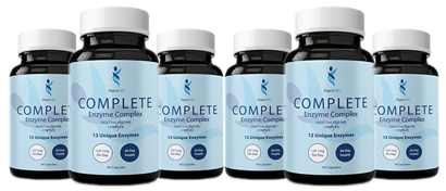 Complete Enzyme - 6 Bottle - Official Store