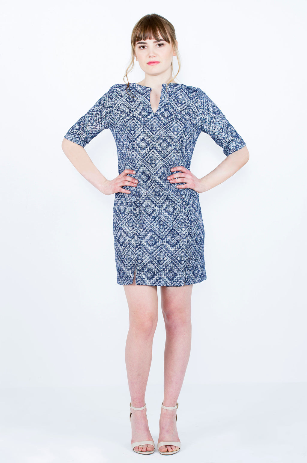 The Bateau Neck Dress