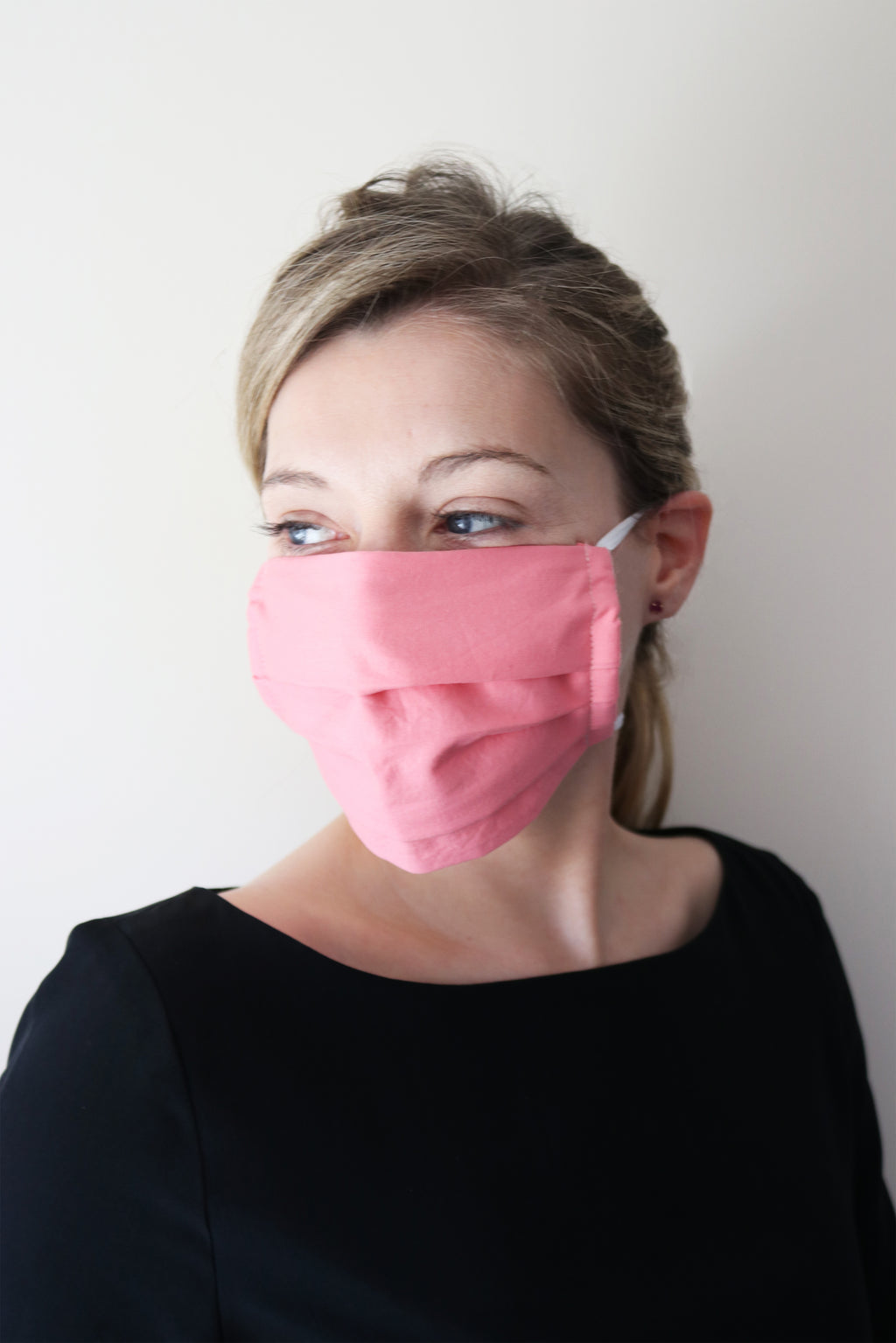Face Masks with Head/Neck Bands | 5 Pack