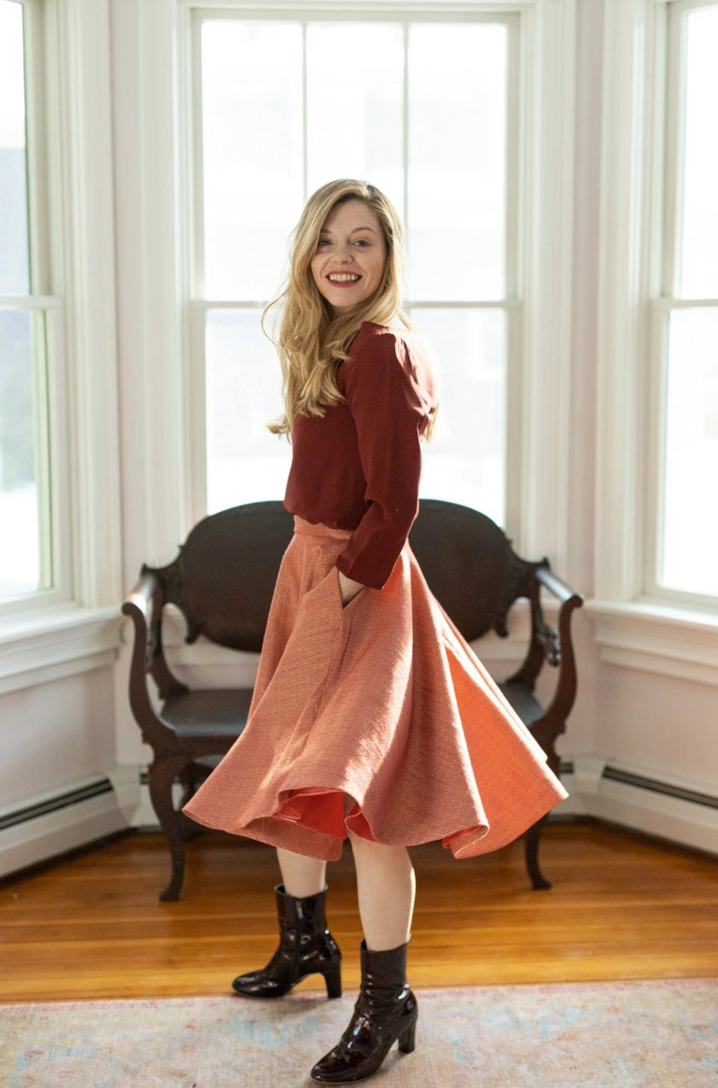 The Grace Skirt