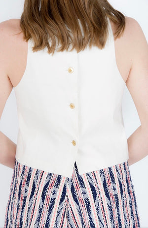 The Mary Mack Top