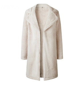 Teddy Trench Coat