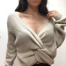 Load image into Gallery viewer, Reversible Kara Sweater