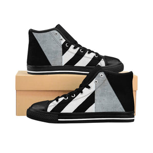 """Zeb"" Men's High-top Sneakers"