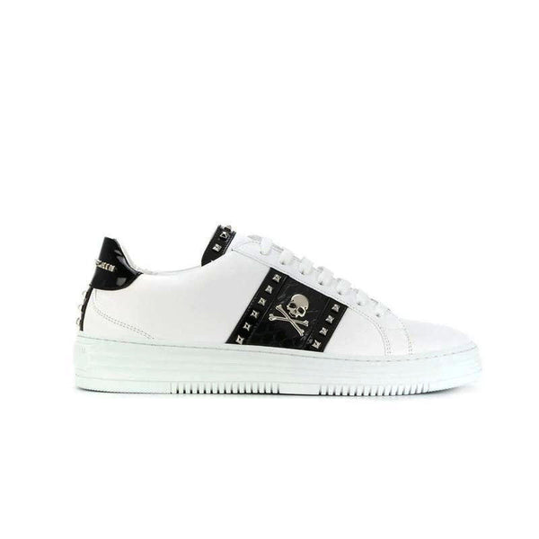 PP-Get On Low Top Sneakers WHITE Men Gorgeous