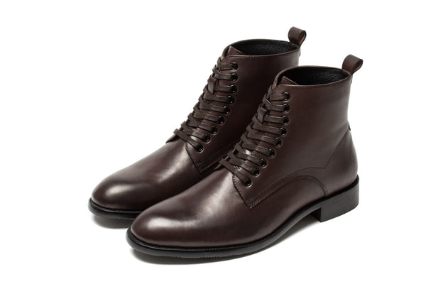 ANKLE BOOTS BROWN - Top Ankle Boots - OPP Official Store (OPP France)